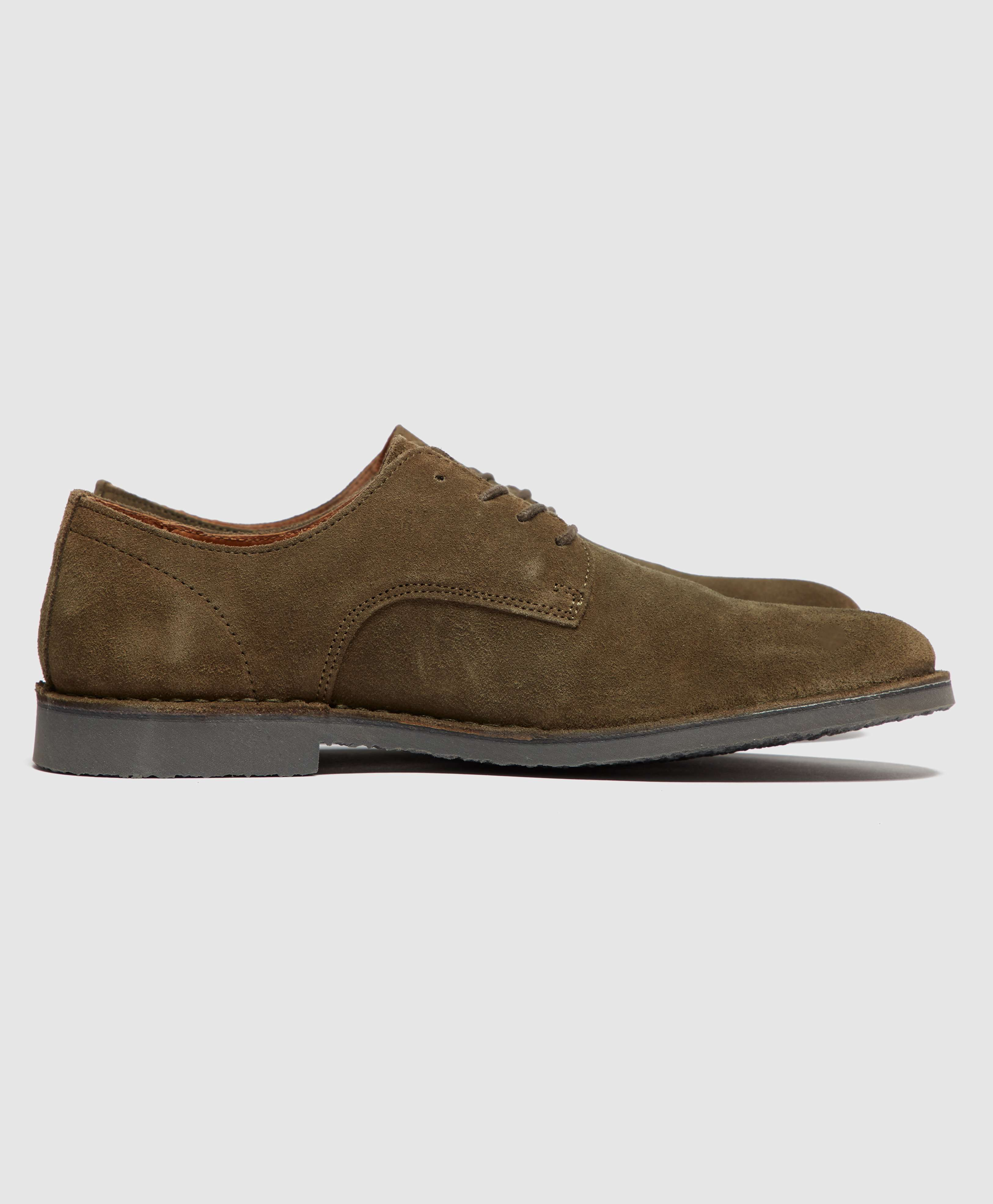 One True Saxon Bambury Suede