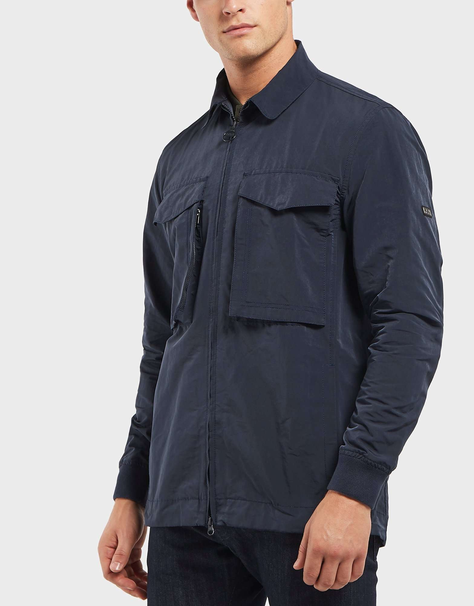 Barbour International Rath Overshirt