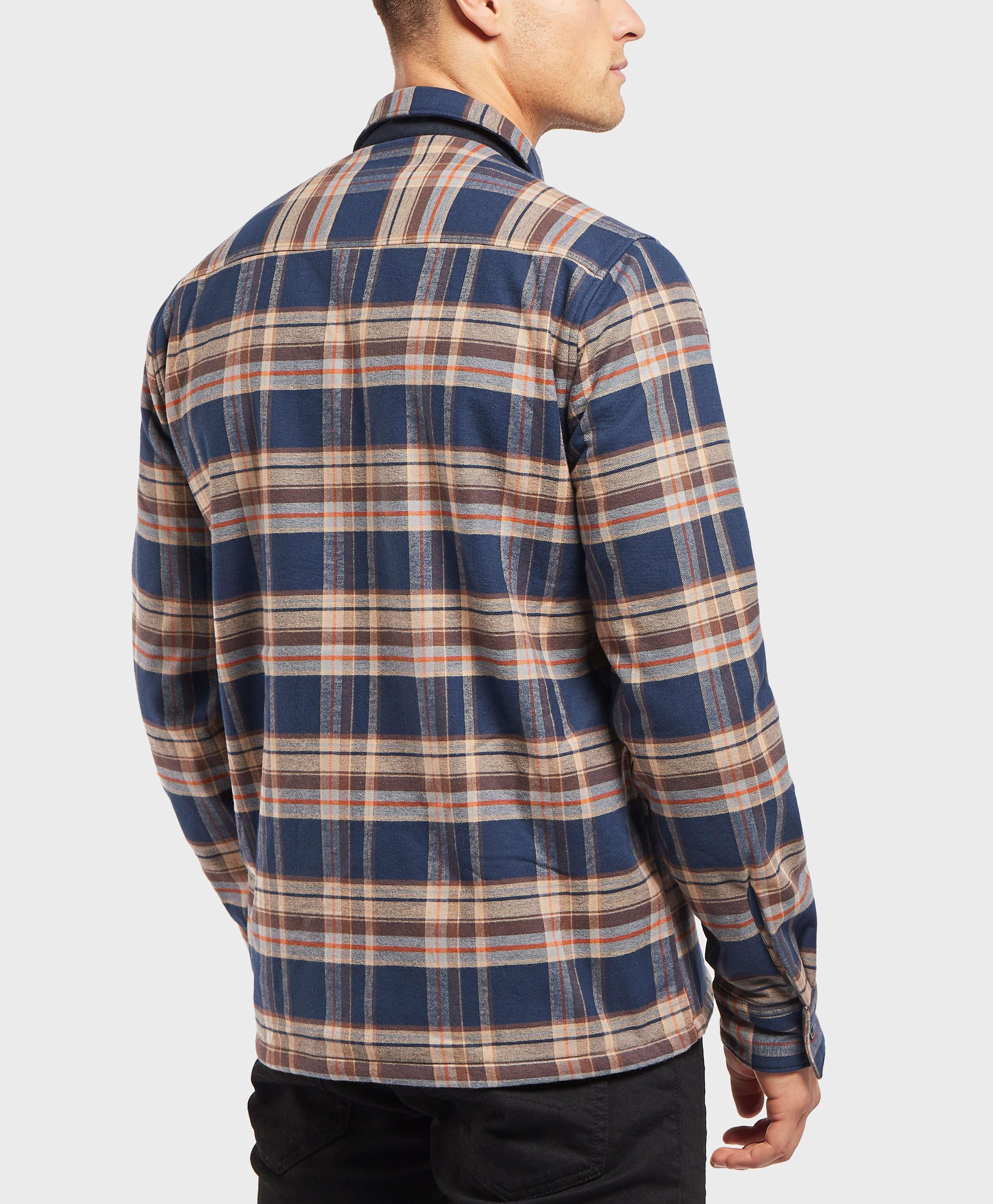 Barbour International x Steve McQueen Washer Overshirt
