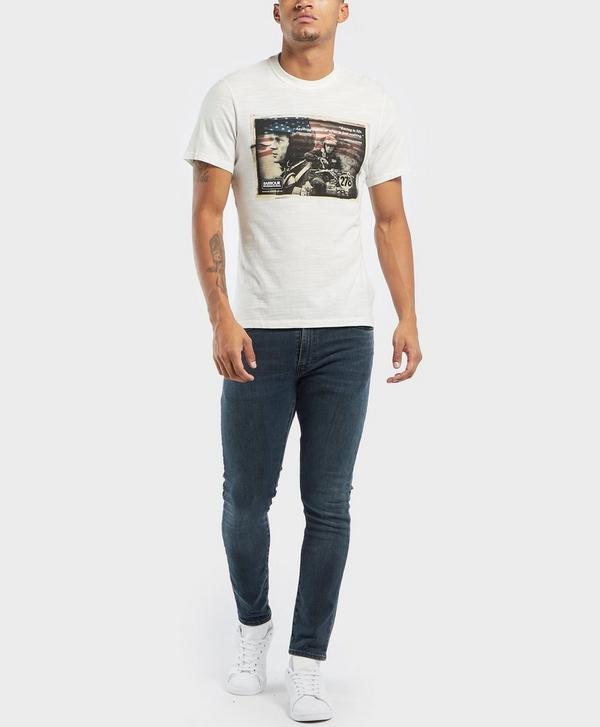 ae049cd1e69 Barbour International Steve McQueen Short Sleeve T-Shirt