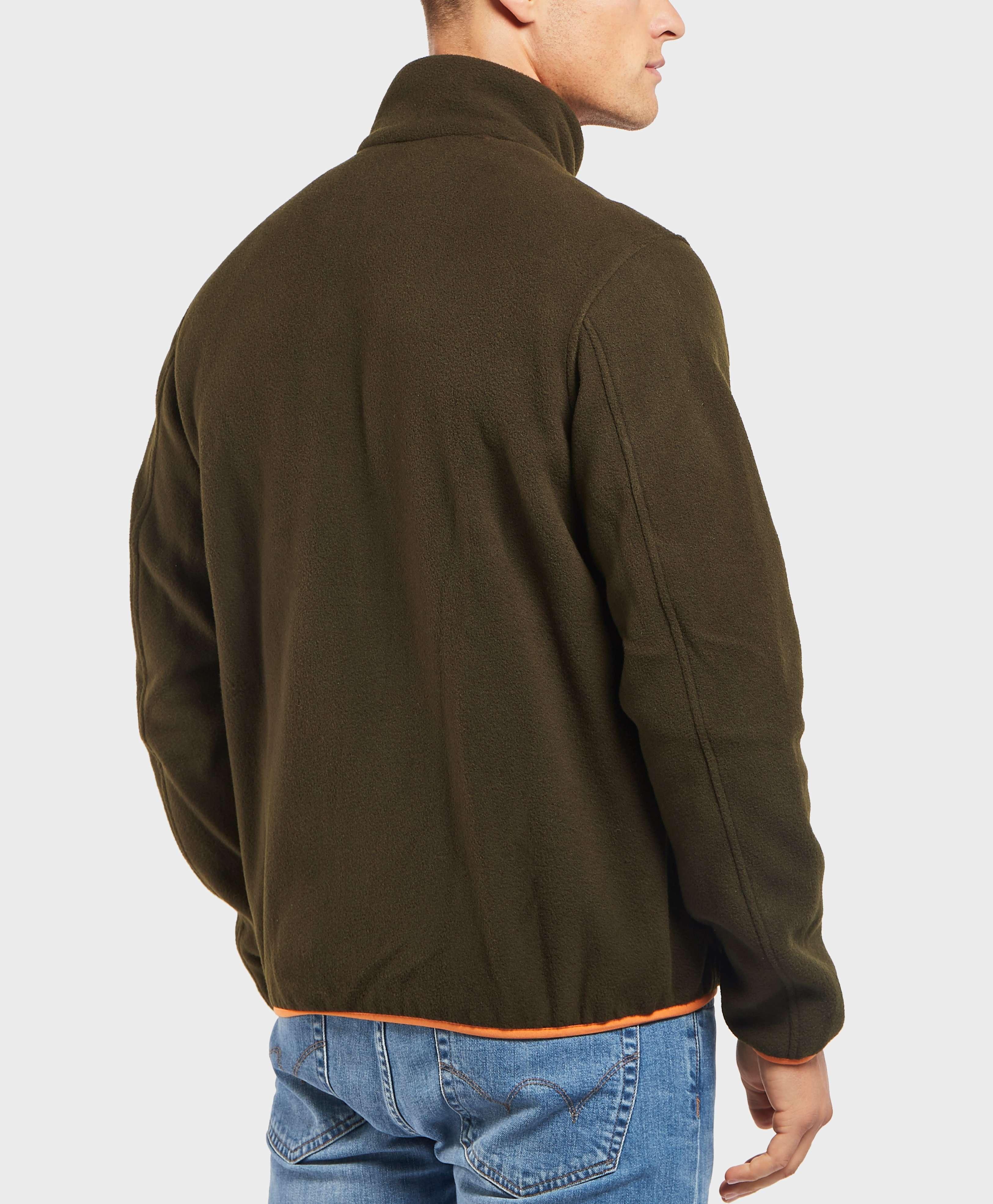 Barbour Beacon Egre Zip Through Fleece Sweat