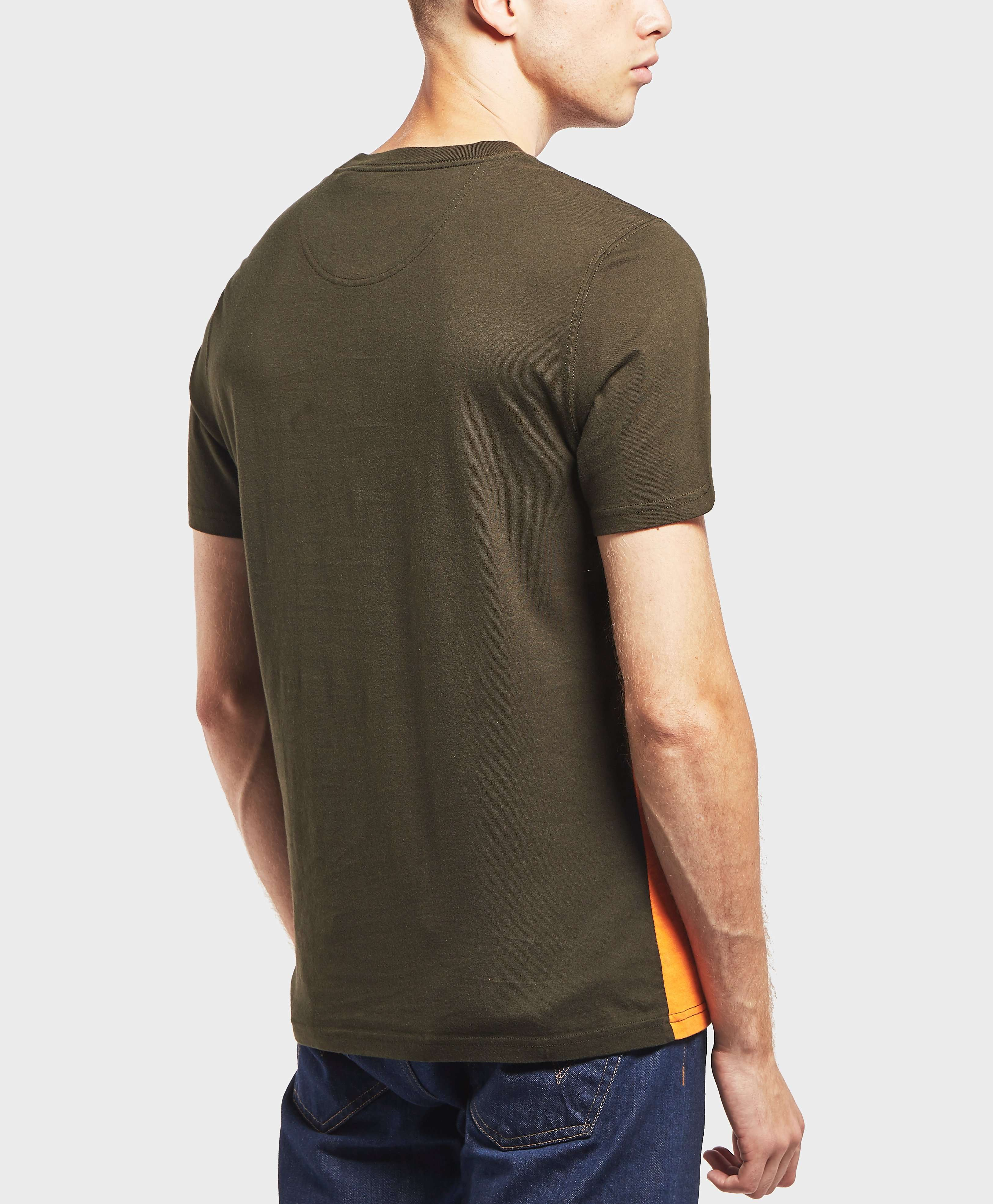 Barbour Beacon Panel Short Sleeve T-Shirt