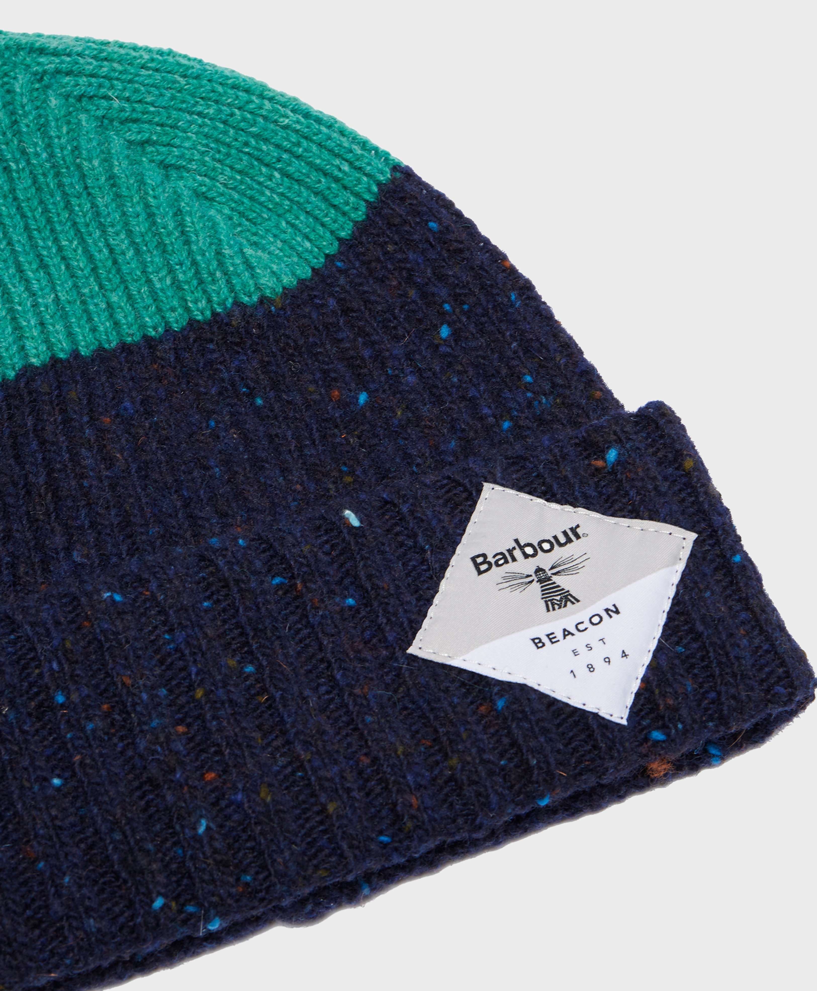 Barbour Beacon Birkhouse Knitted Beanie