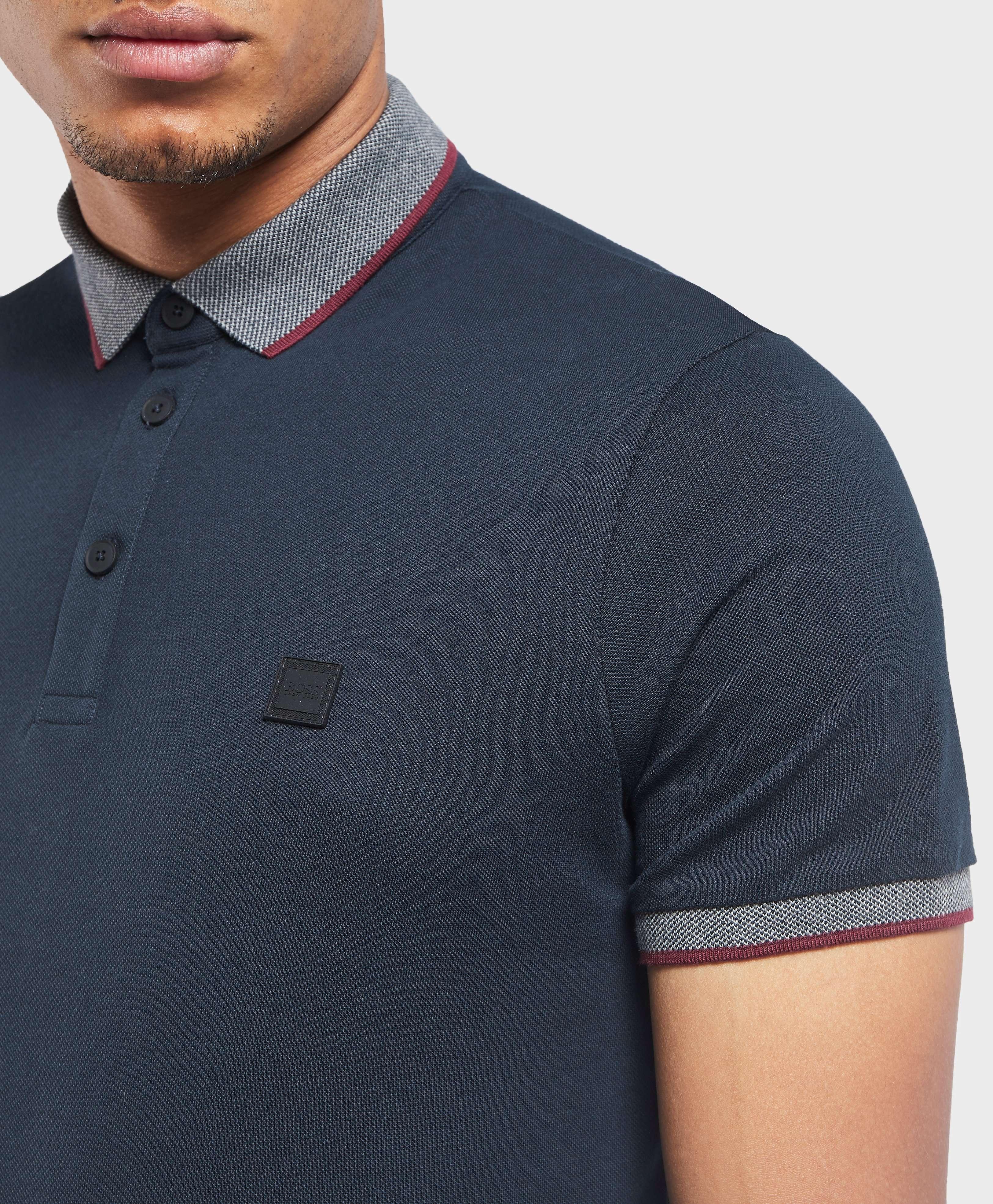 BOSS Porches Short Sleeve Polo Shirt