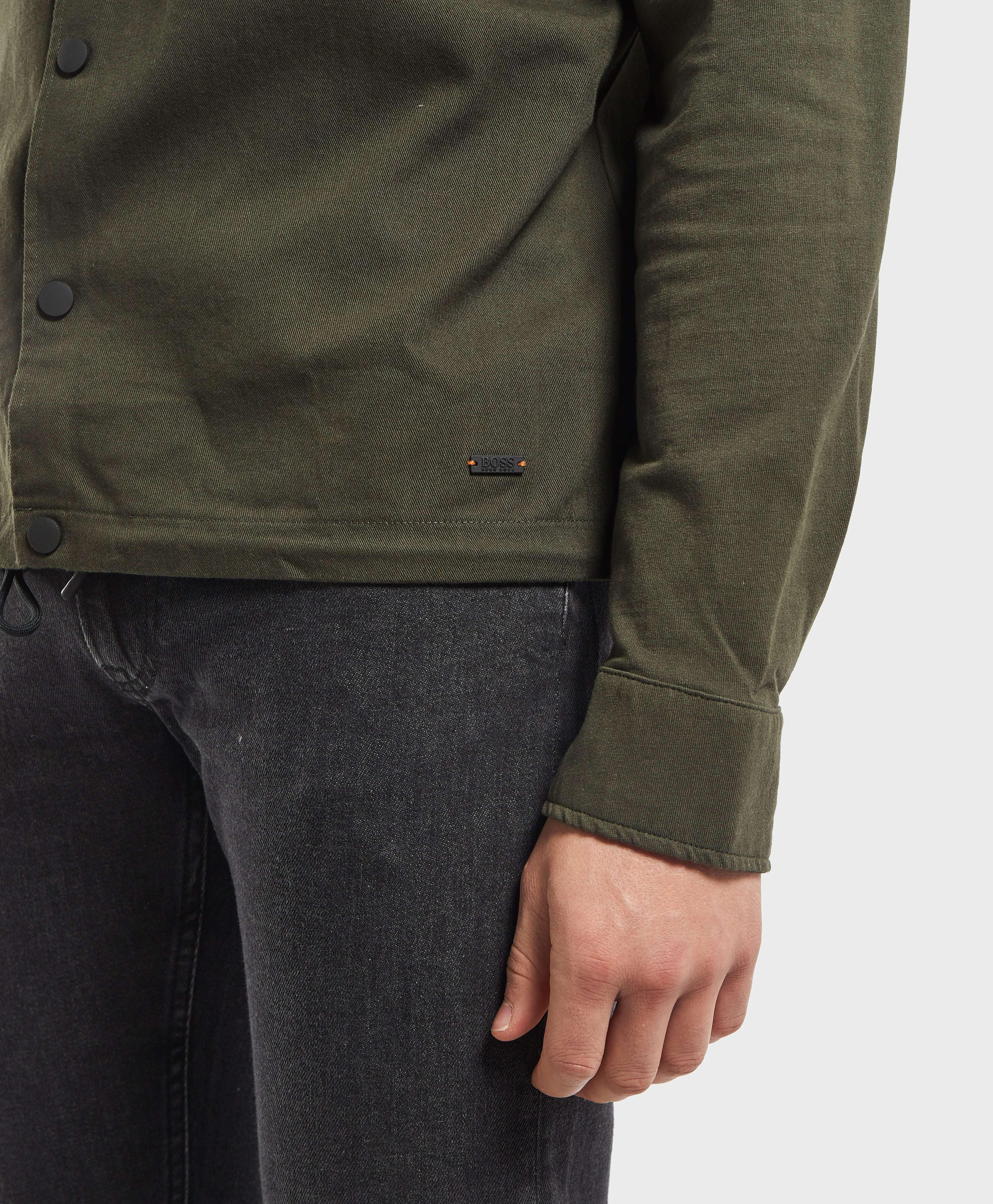 BOSS Packaway Pocket Overshirt
