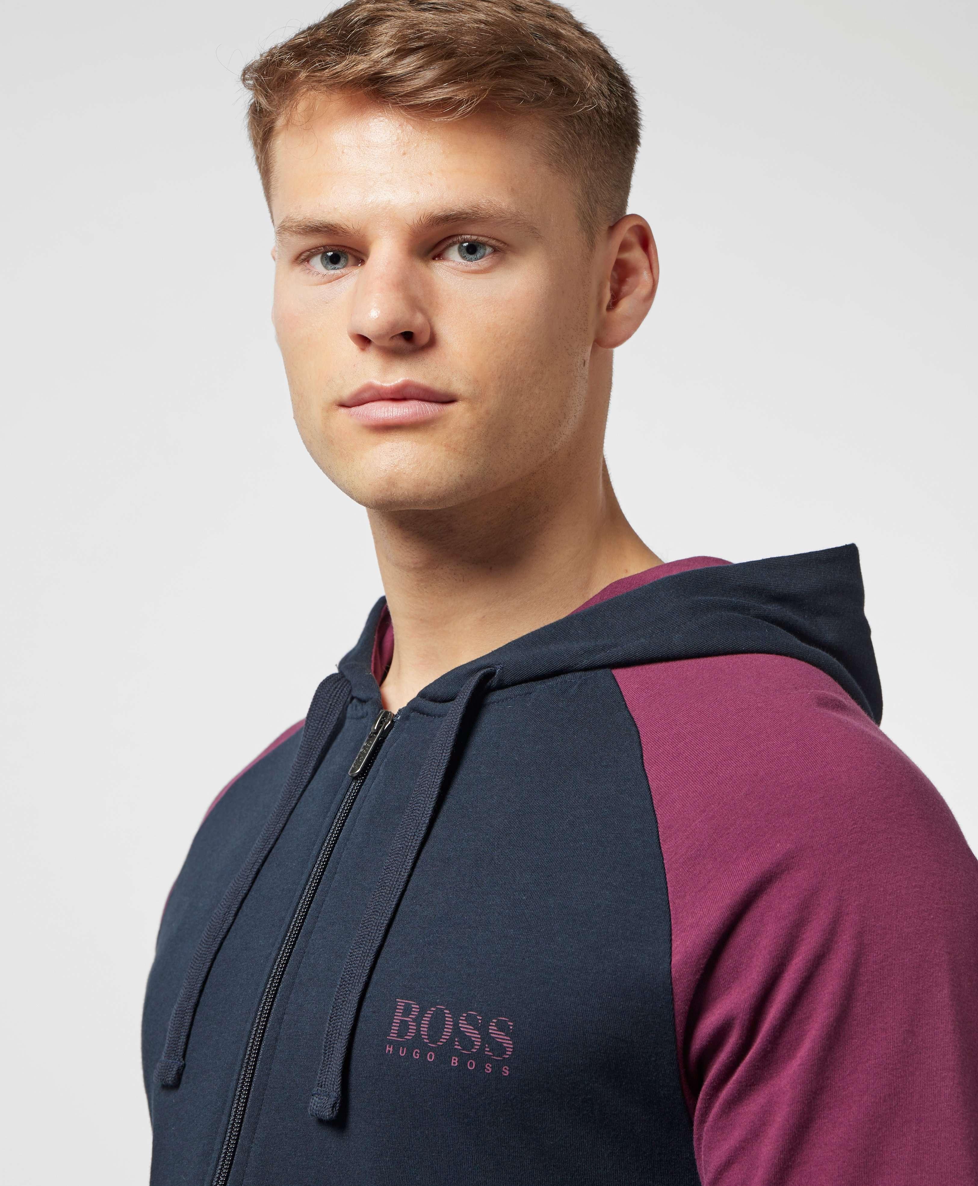 BOSS Authentic Full Zip Hoodie - Exclusive