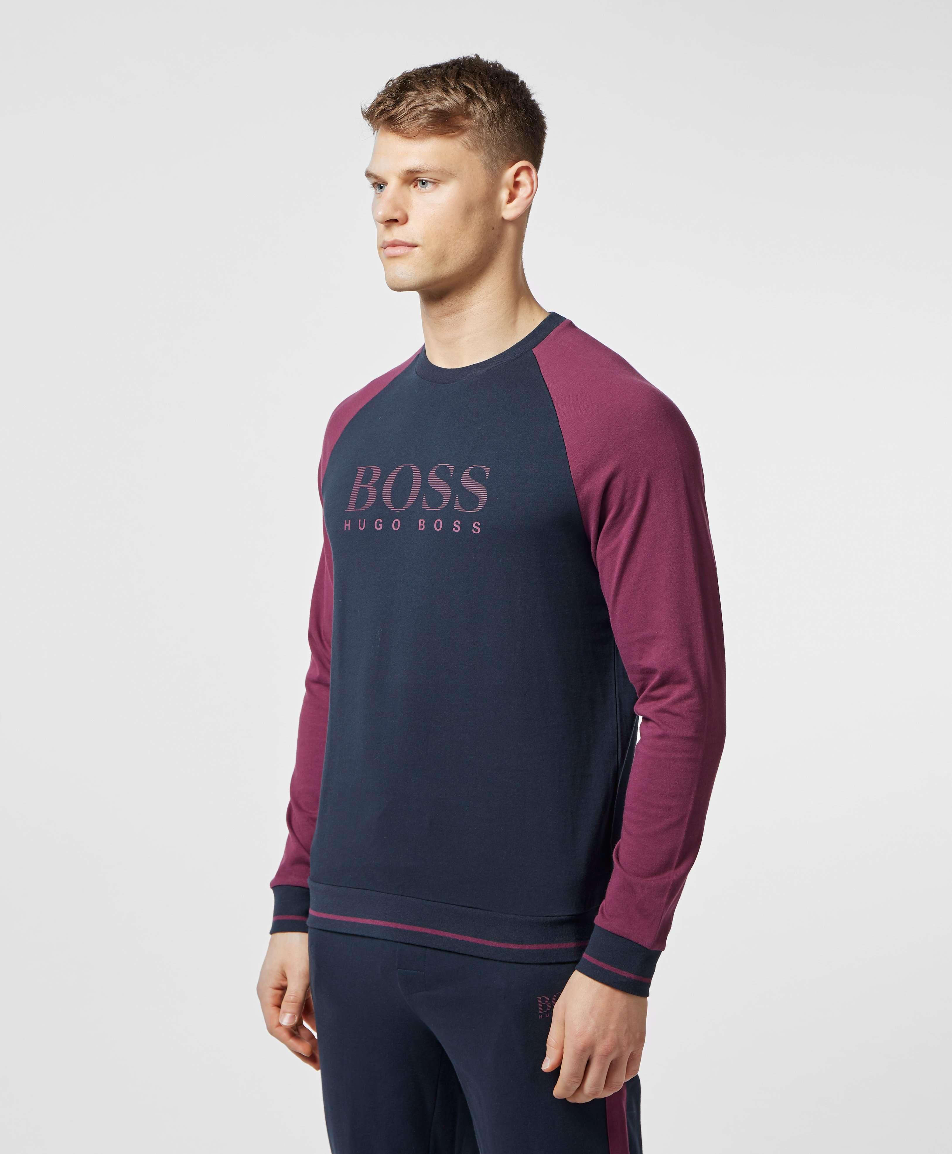 BOSS Authentic Crew Sweatshirt - Exclusive