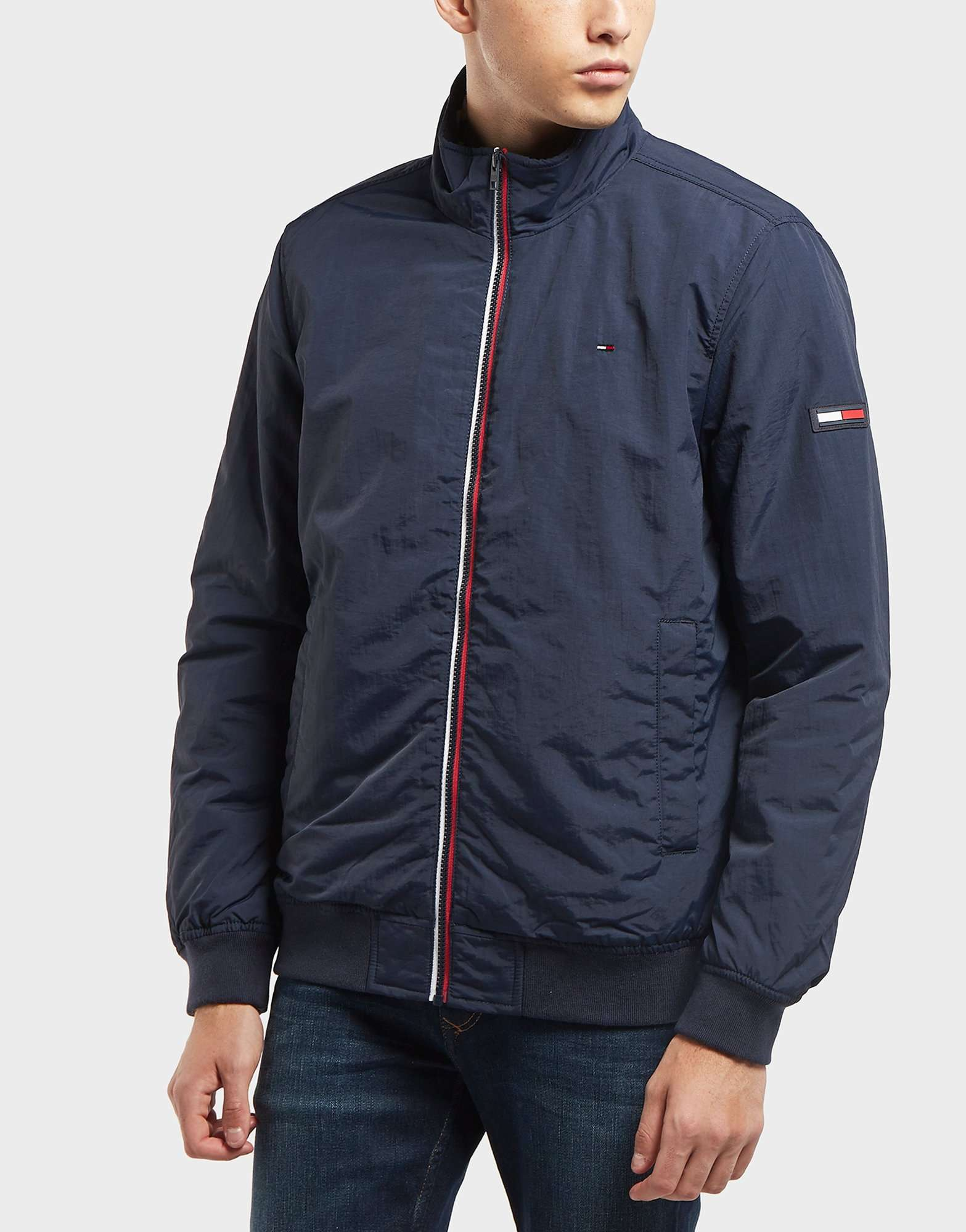 Tommy Jeans Lightweight Blouson Jacket - Online Exclusive
