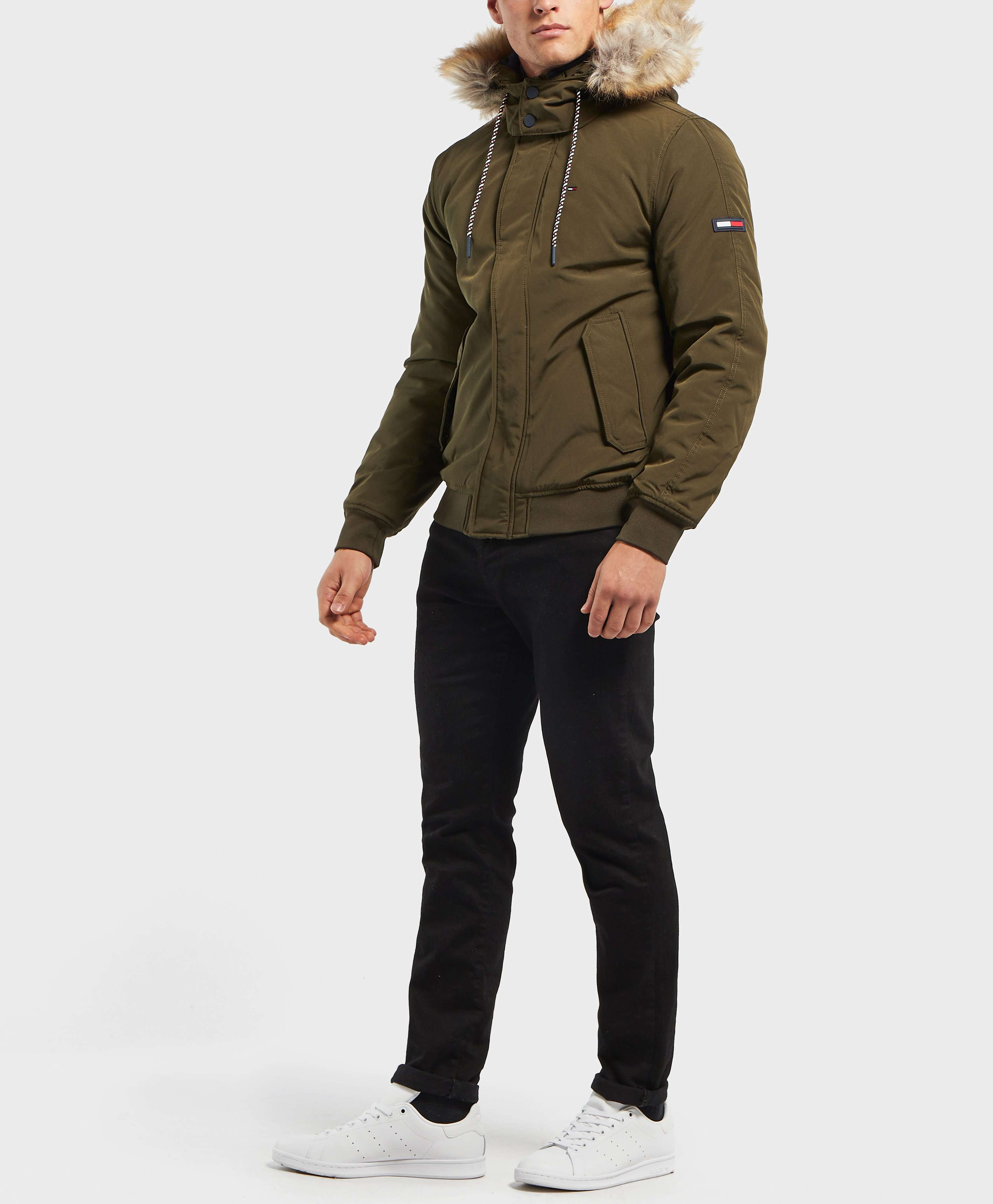 Tommy Jeans Tech Padded Bomber Jacket
