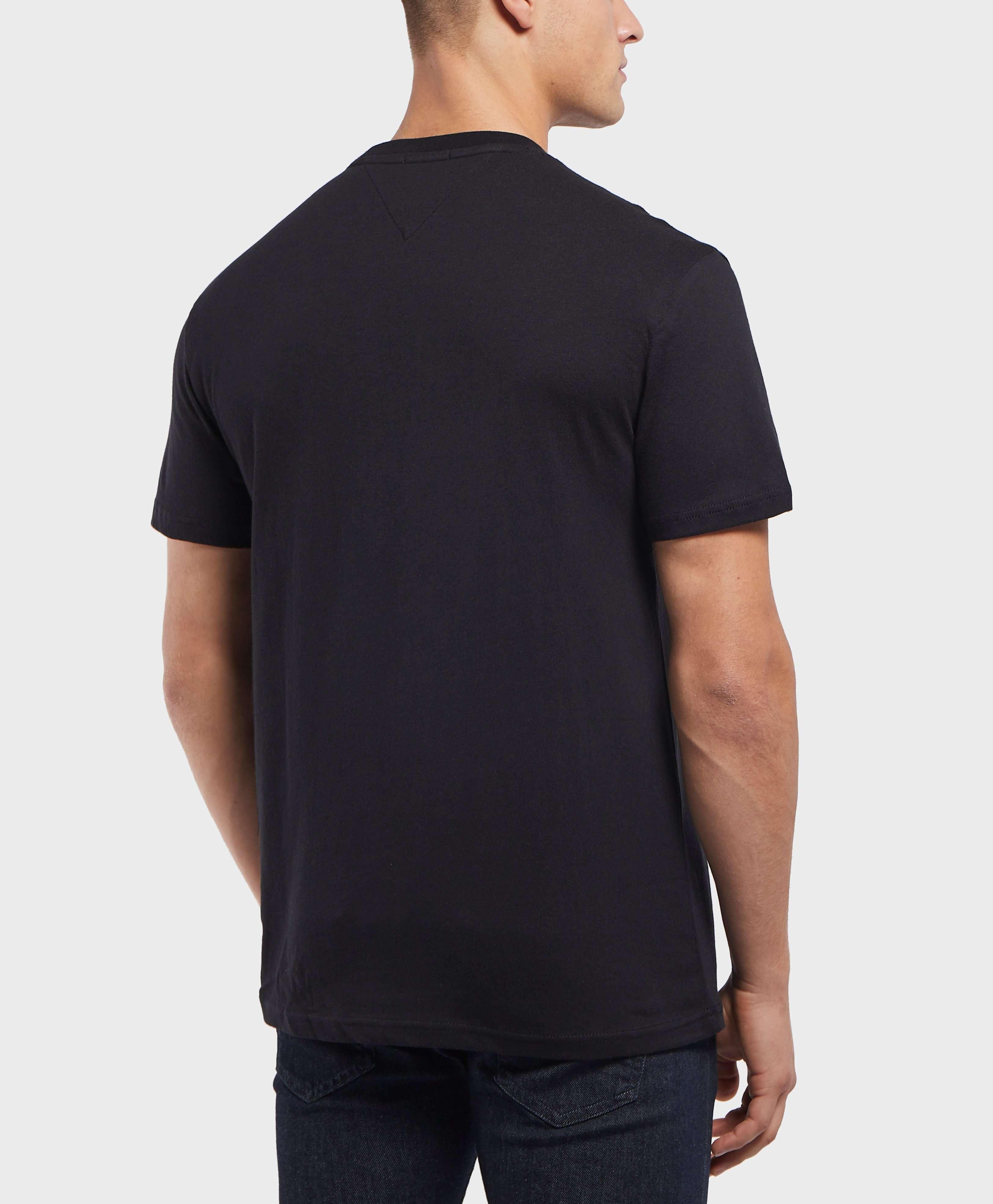 Tommy Jeans Bold Logo Short Sleeve T-Shirt