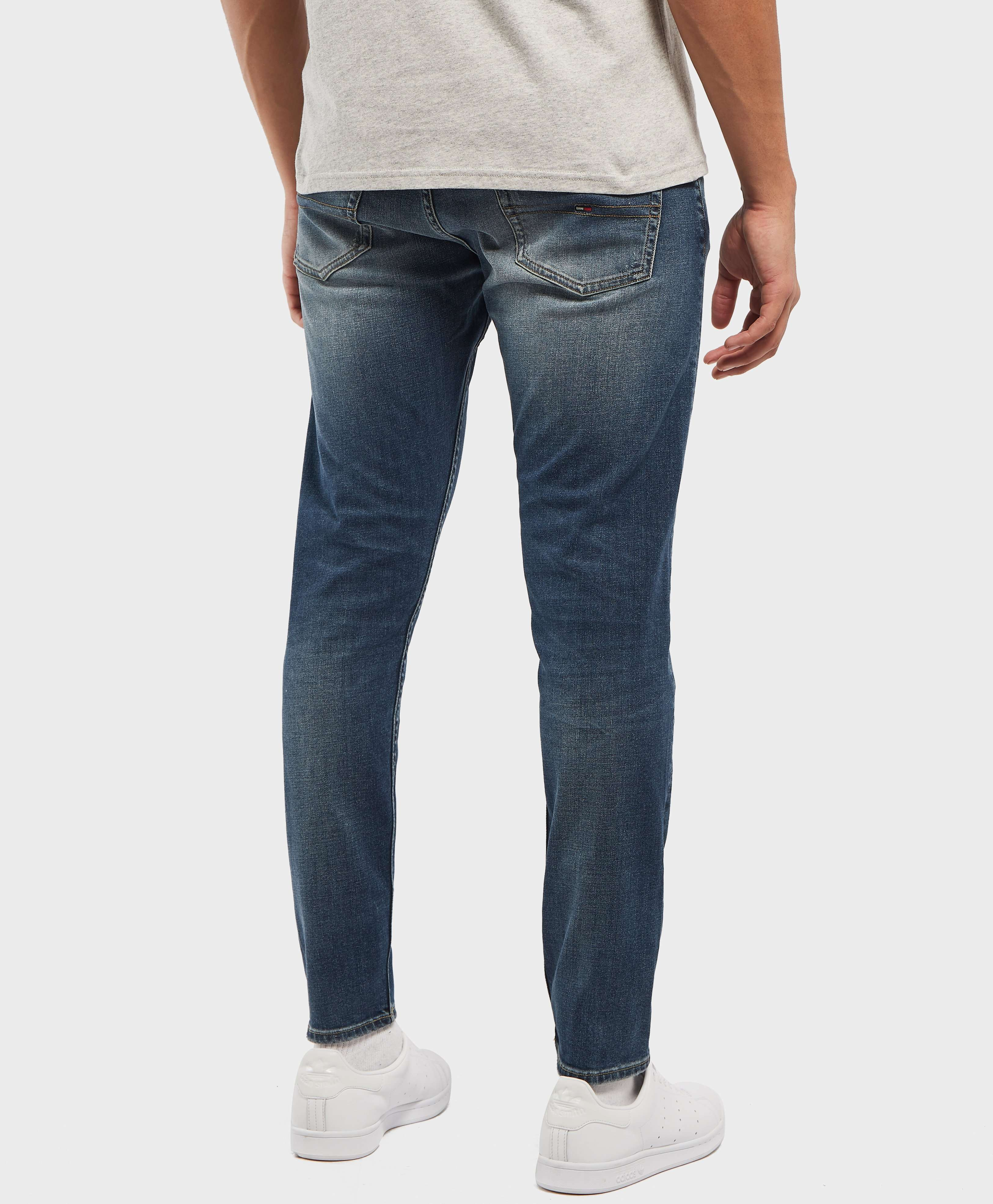Tommy Jeans Tapered Ripped Skinny Jeans