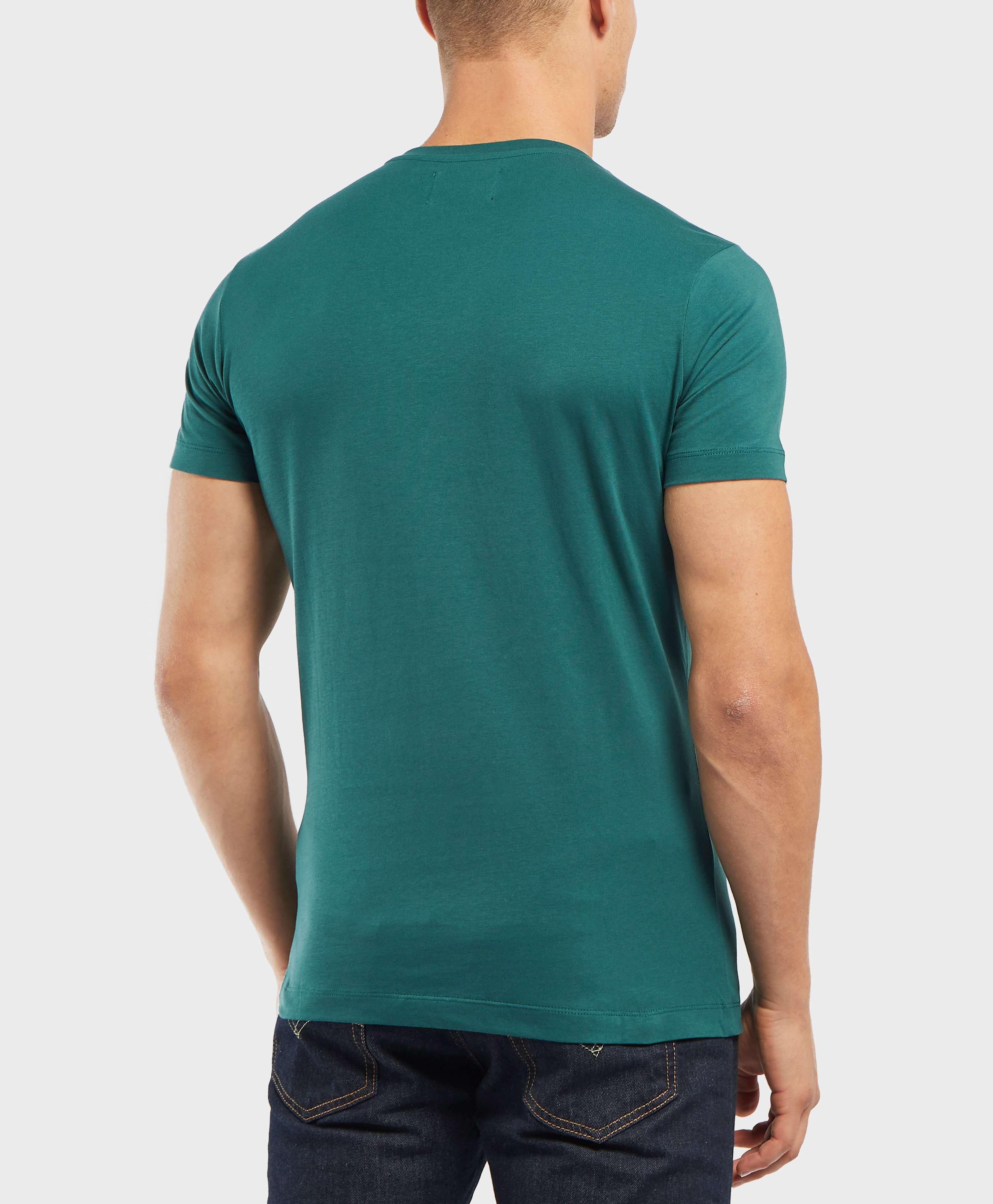Calvin Klein Monogram Box Short Sleeve T-Shirt