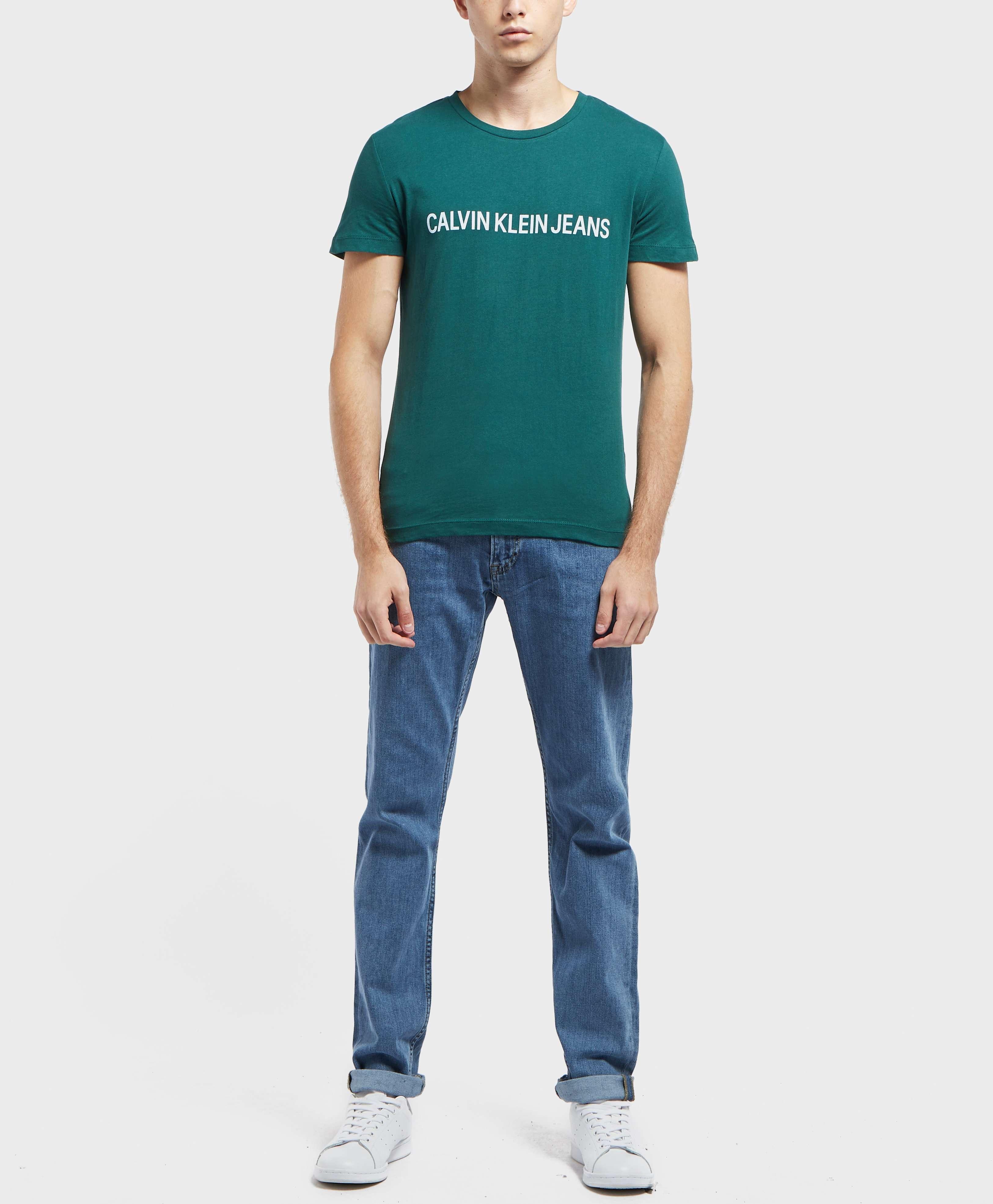 Calvin Klein Institutional Short Sleeve T-Shirt