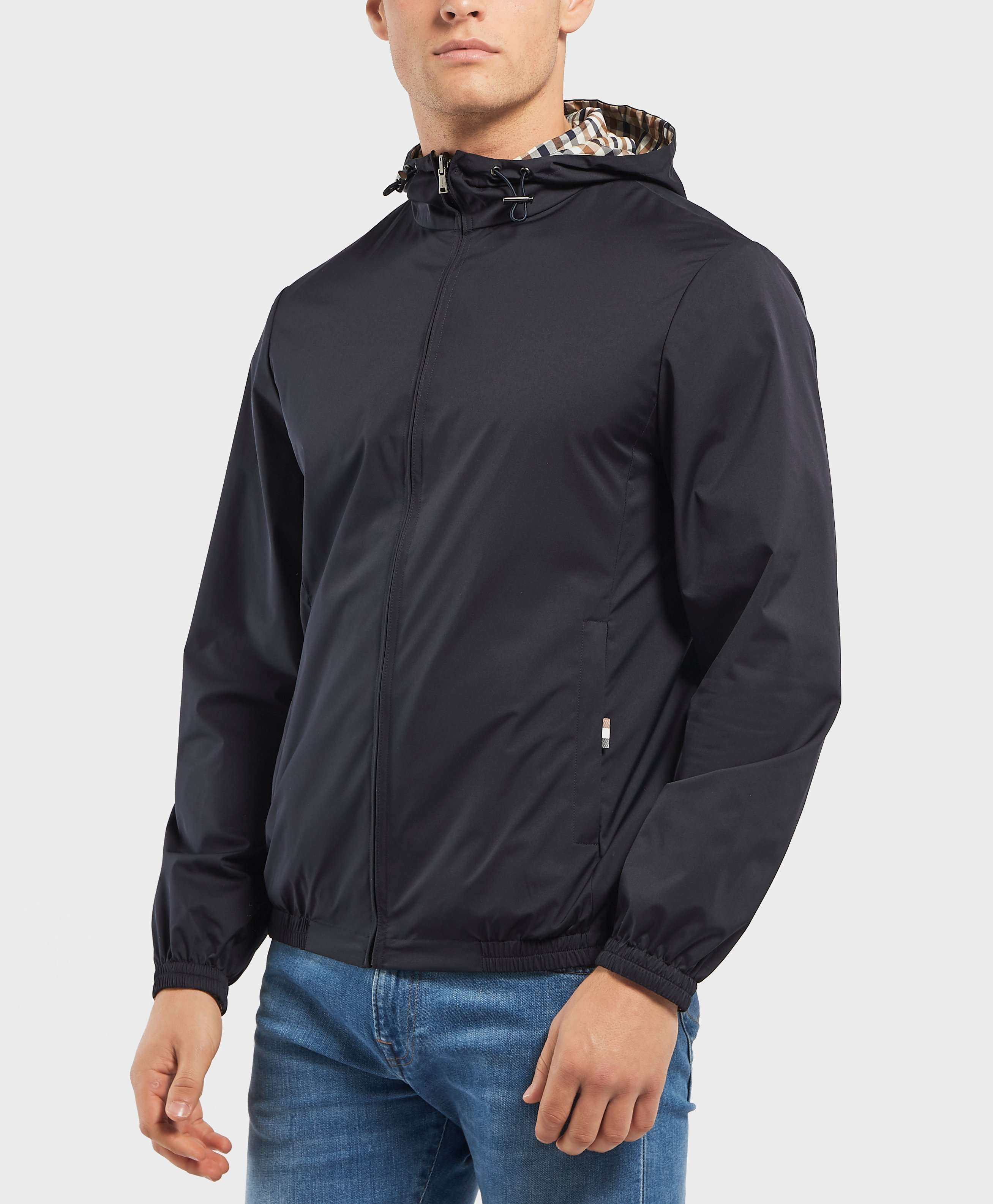 Aquascutum Tyne Reversible Lightweight Jacket