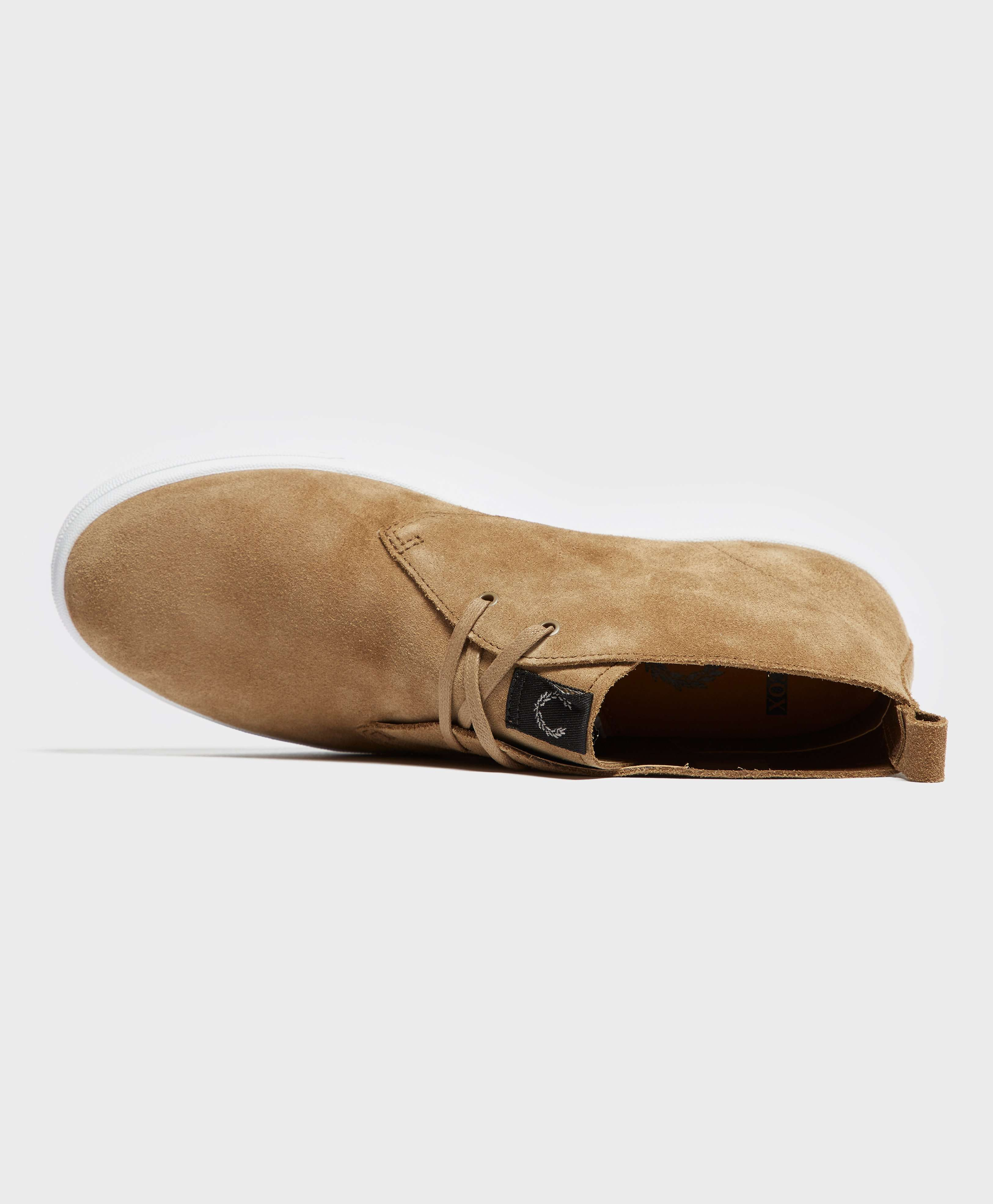Fred Perry B721 x George Cox Chukka Suede