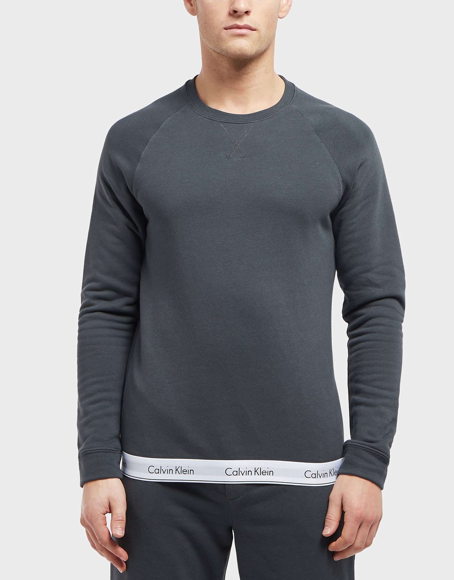 Calvin Klein Basic Crew Tape Sweatshirt