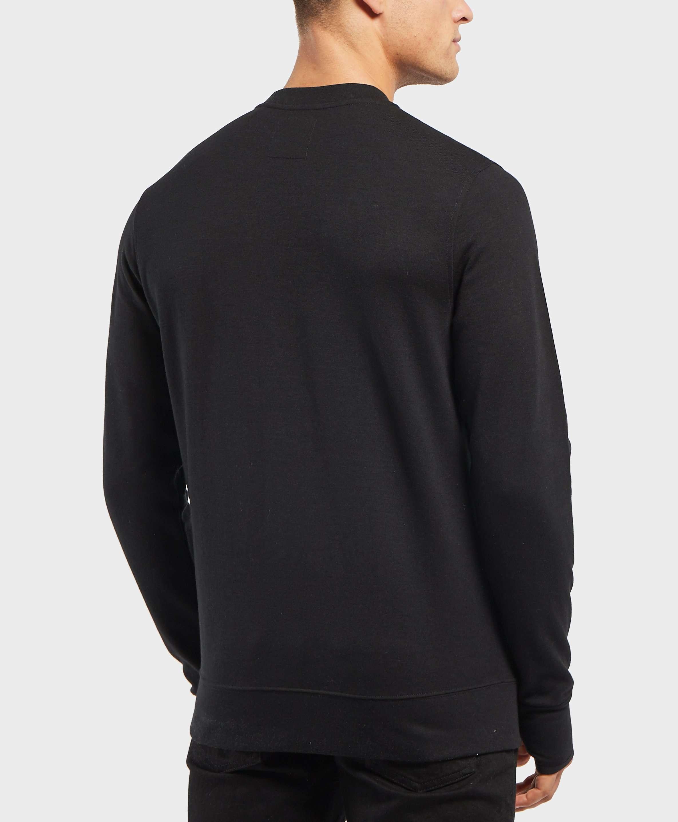 MA STRUM Panel Pocket Sweatshirt