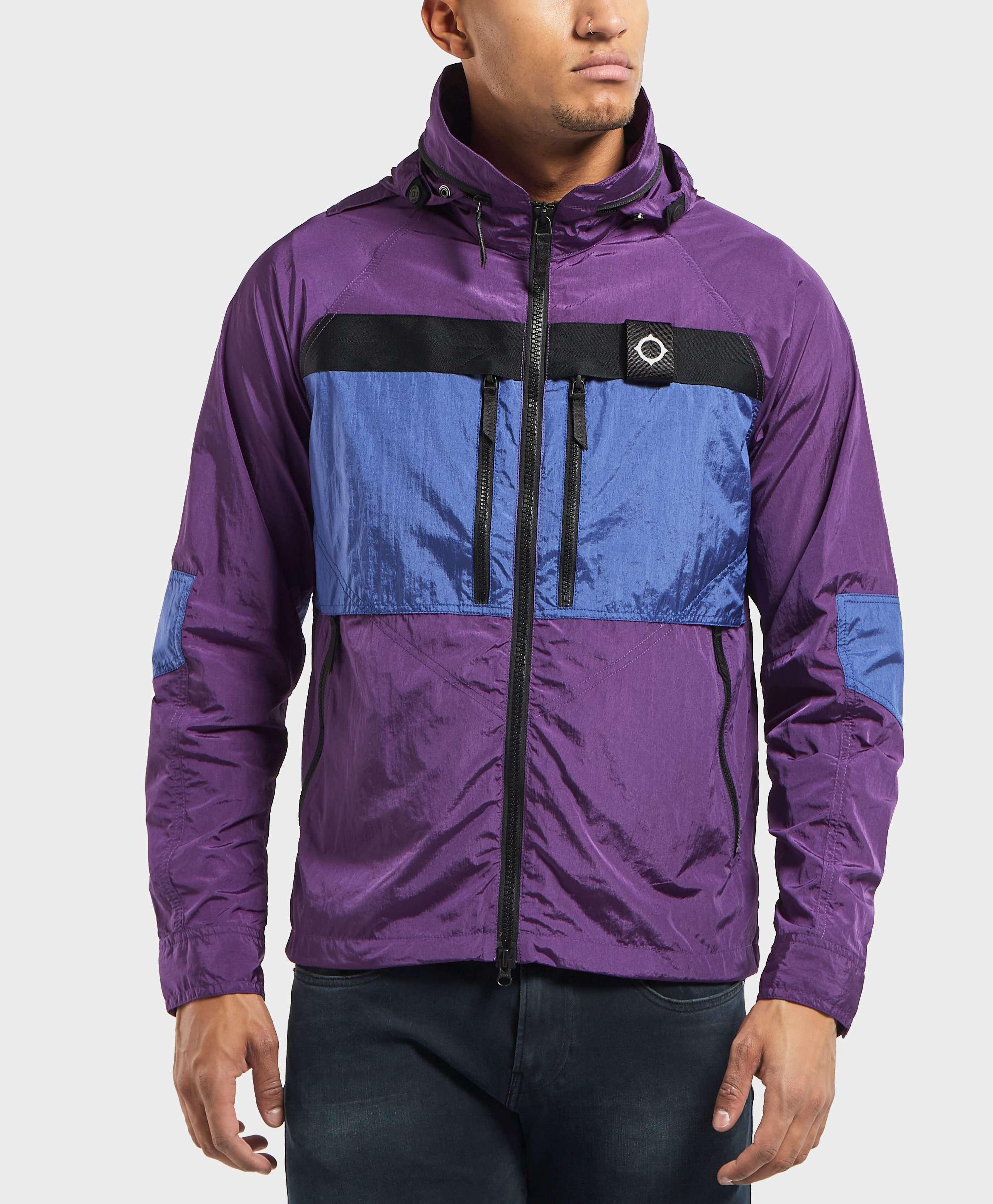 MA STRUM Corvus Nylon Jacket