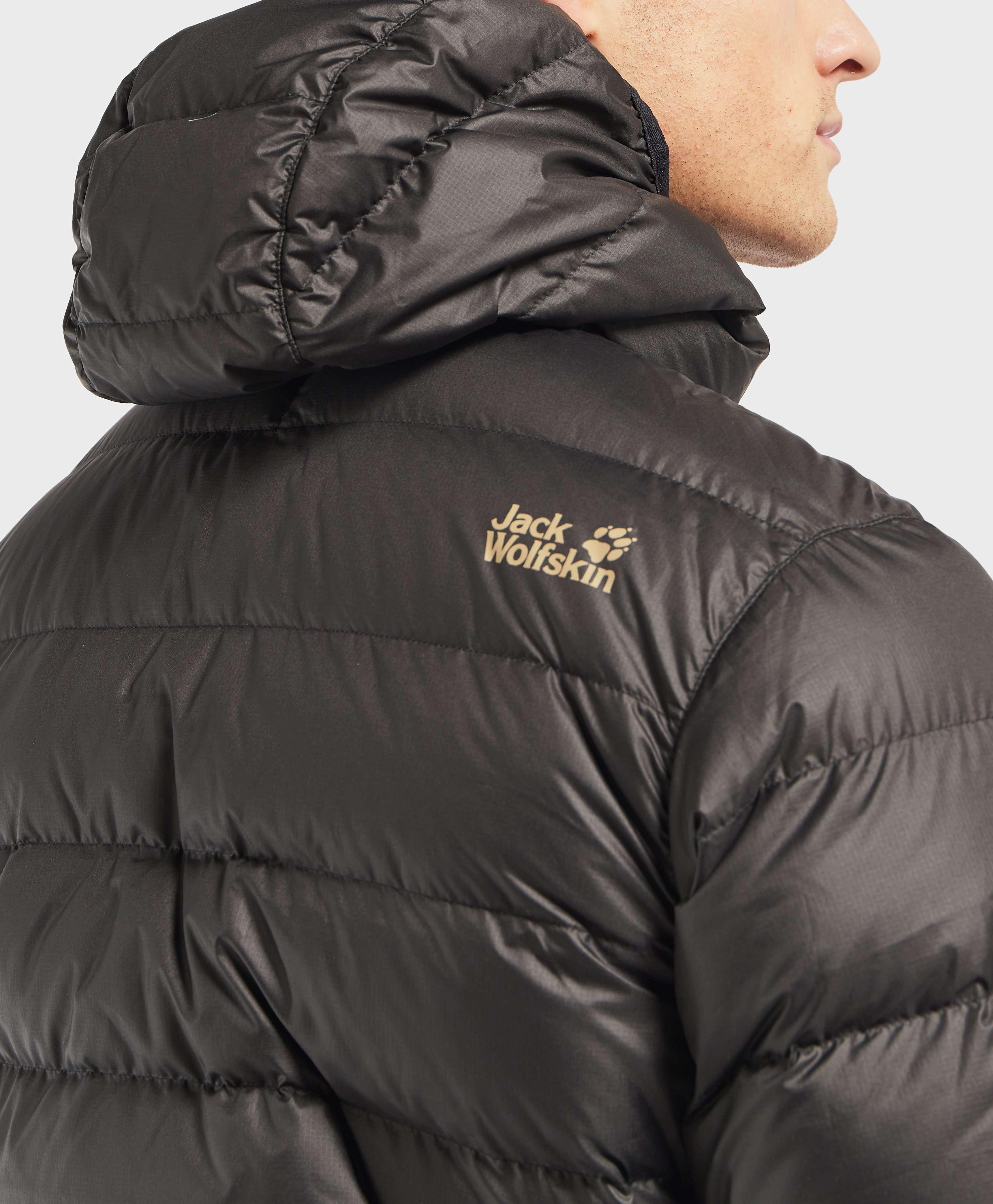 Jack Wolfskin Helium Hooded Padded Jacket