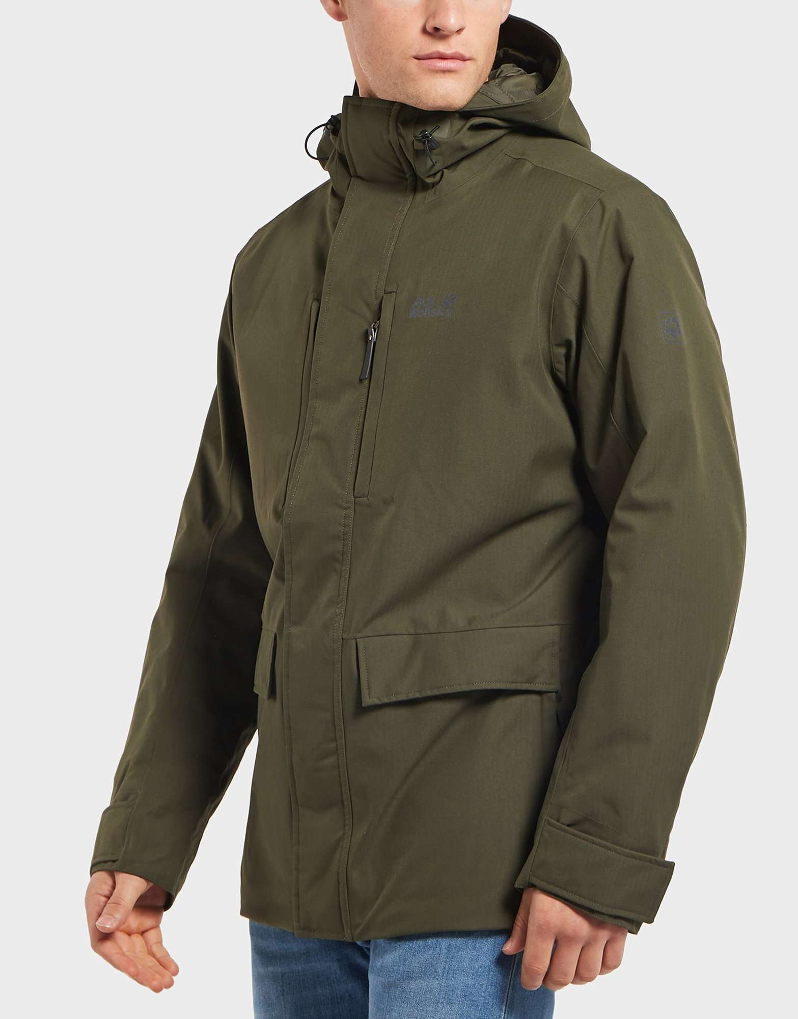 Jack Wolfskin West Coast Padded Hardshell Jacket