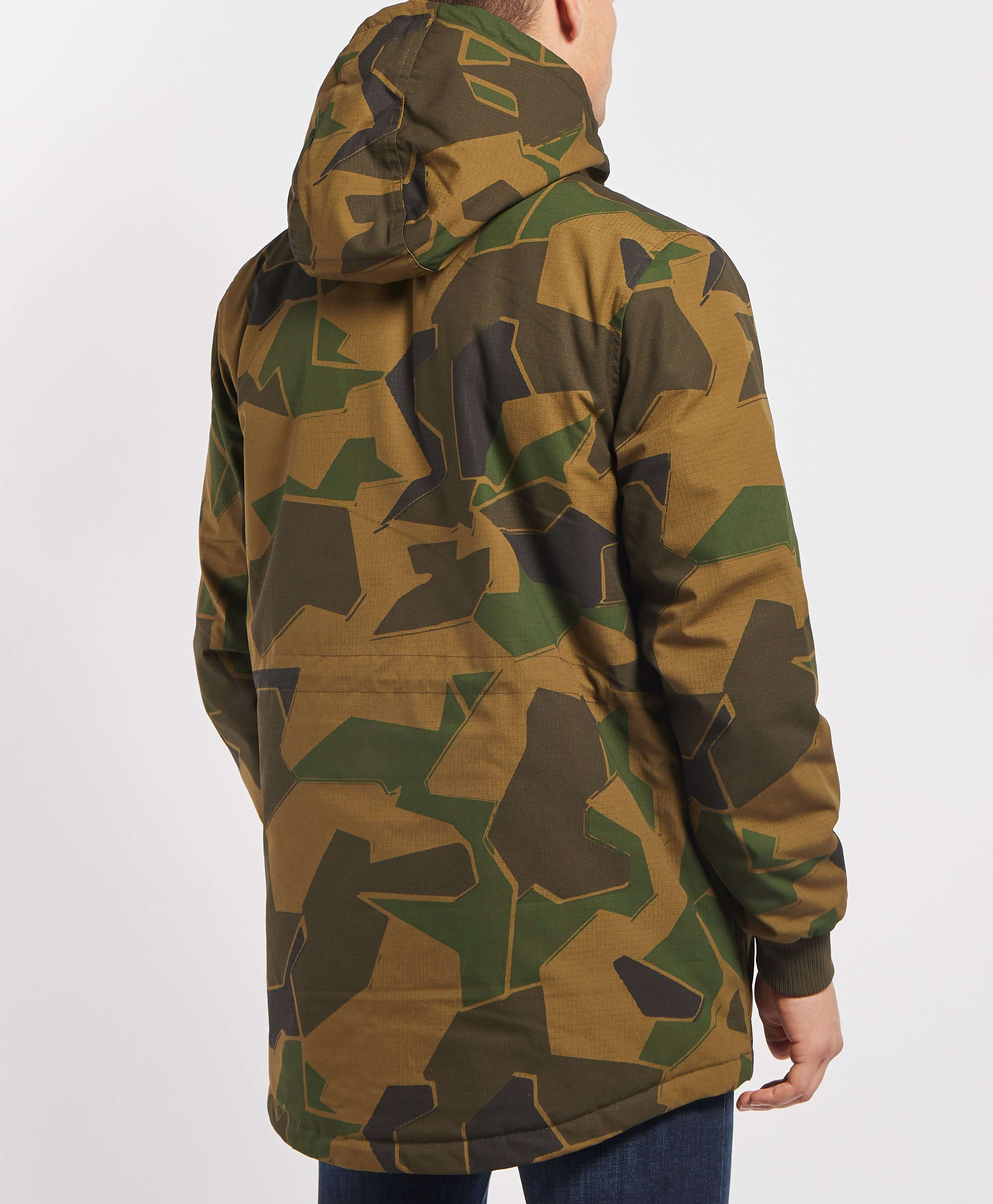 Fred Perry x Arktis Stockport Camo Jacket