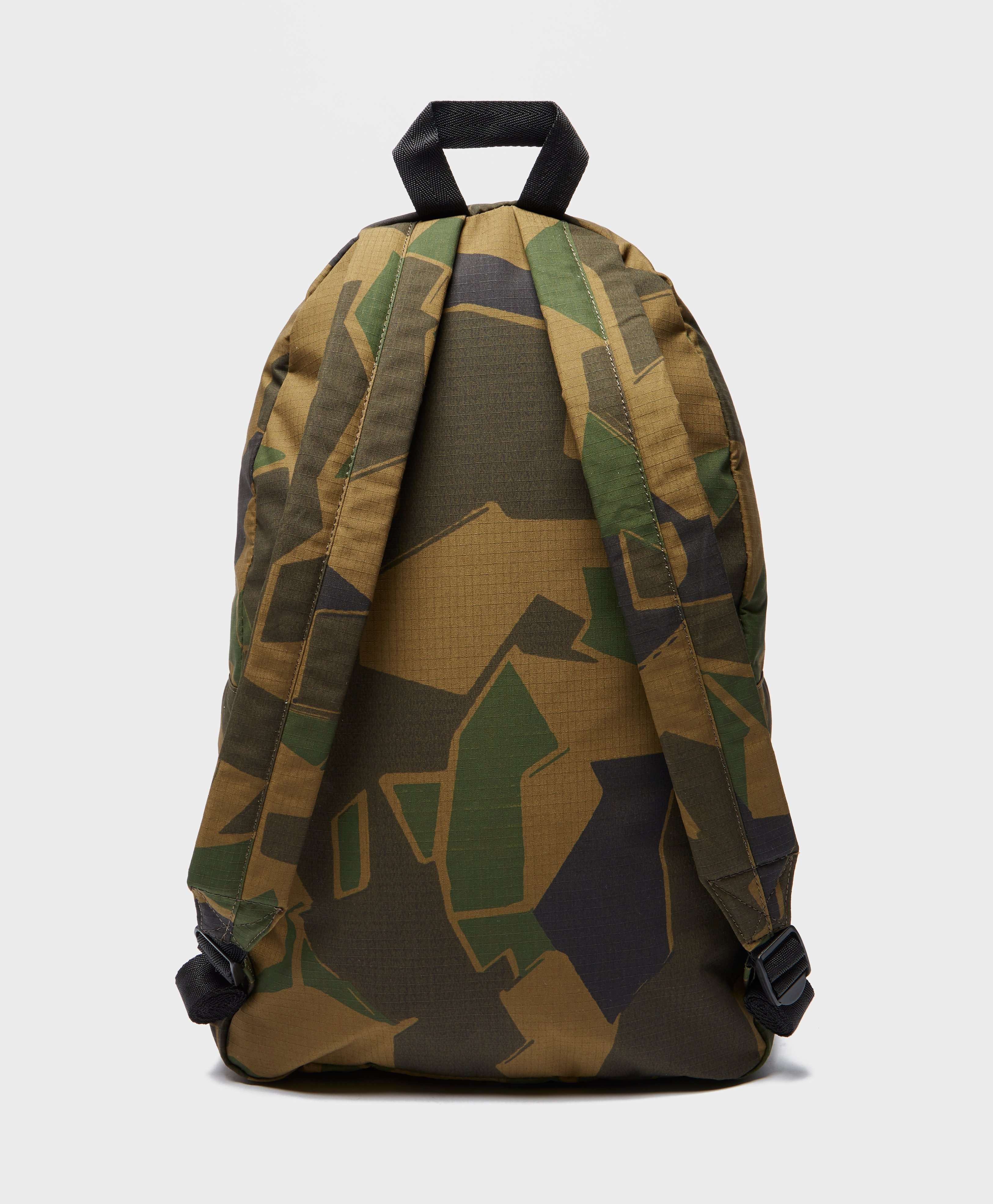 Fred Perry X Arktis Camouflage Backpack