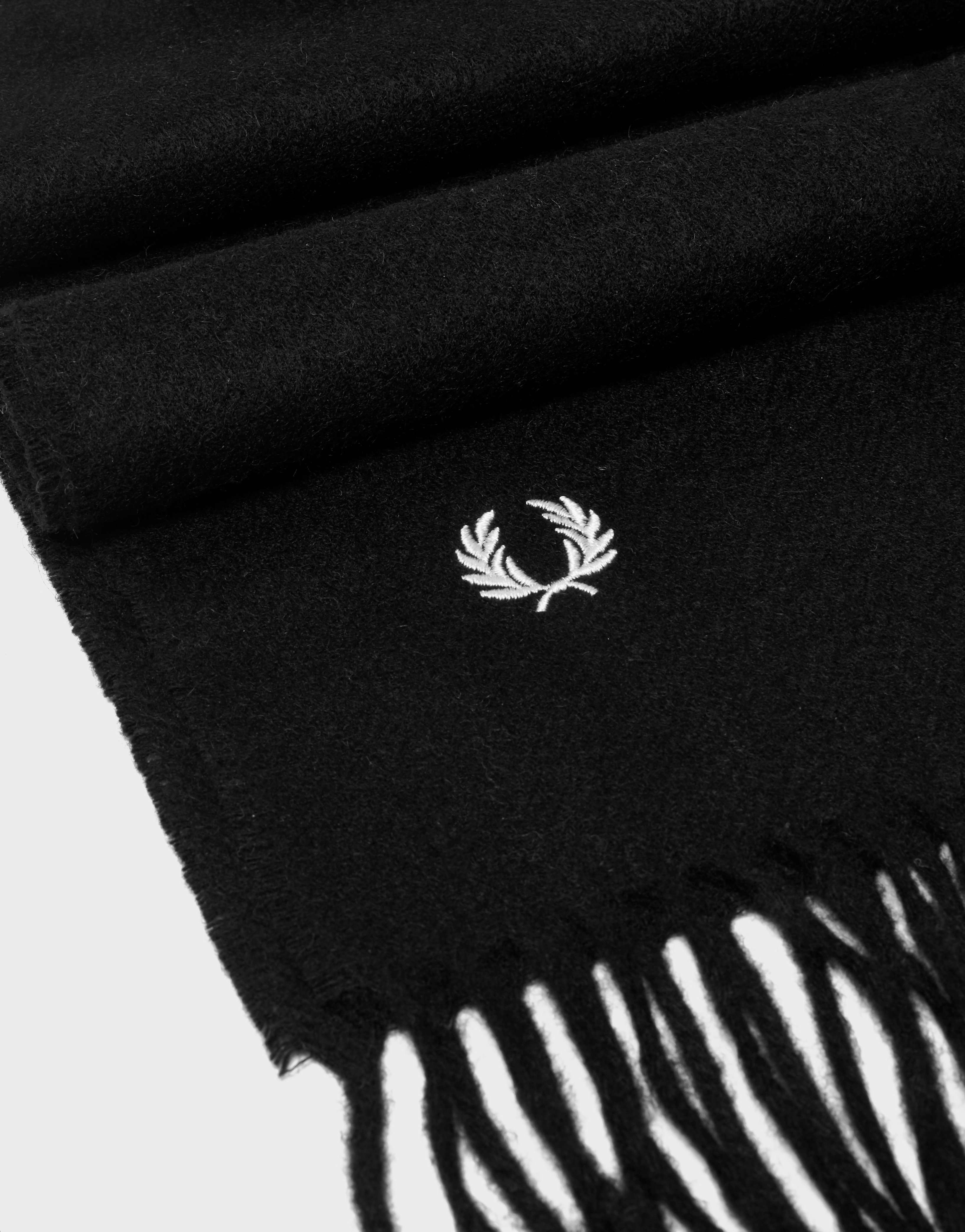 Fred Perry Tipped Scarf
