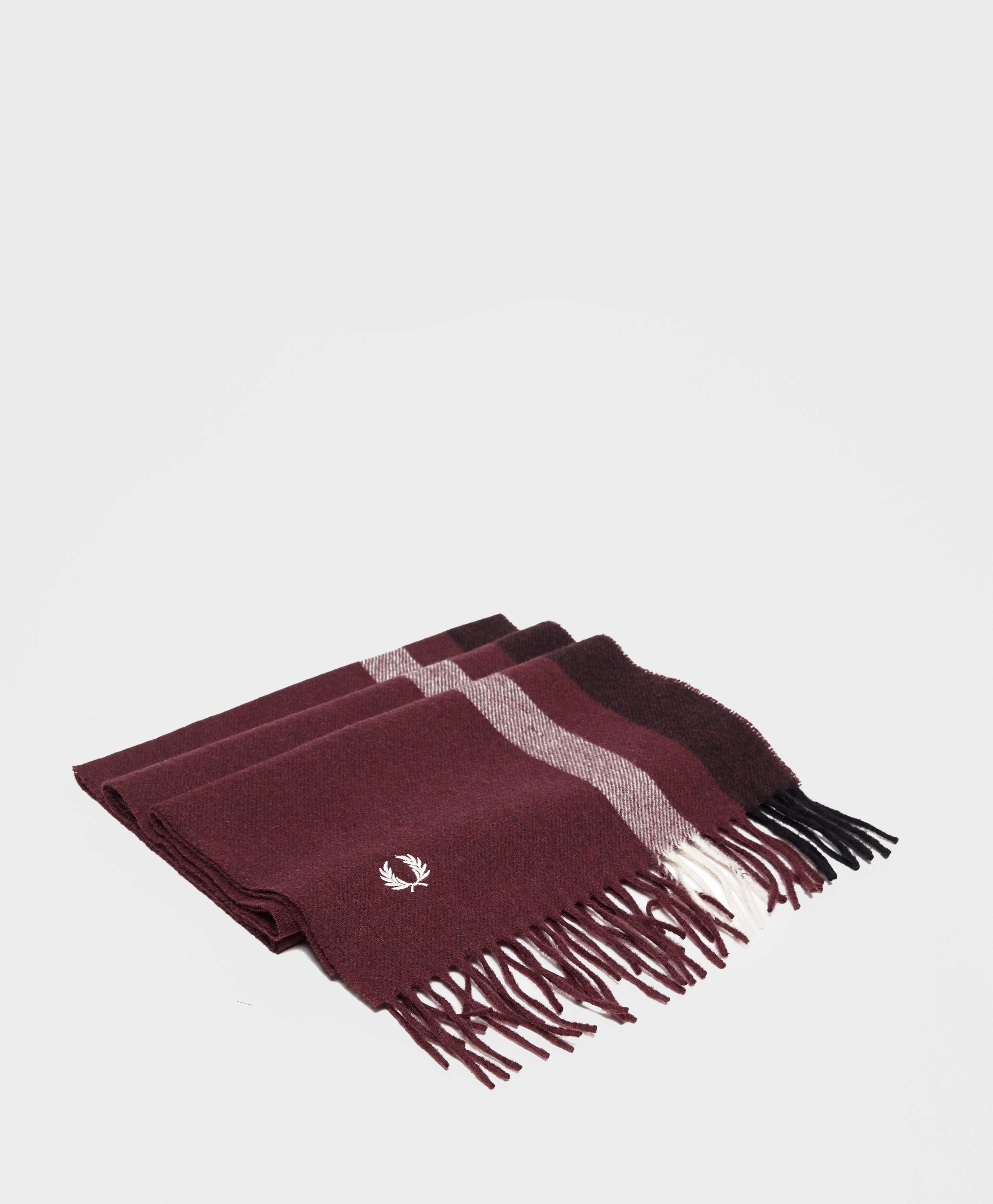 Fred Perry Tipped Scarf - Online Exclusive