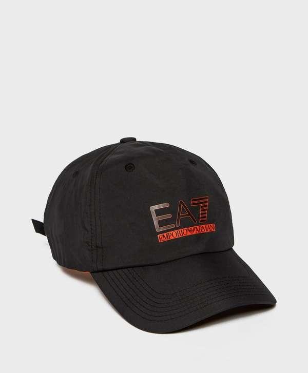 Emporio Armani EA7 Evo Nylon Cap - Black