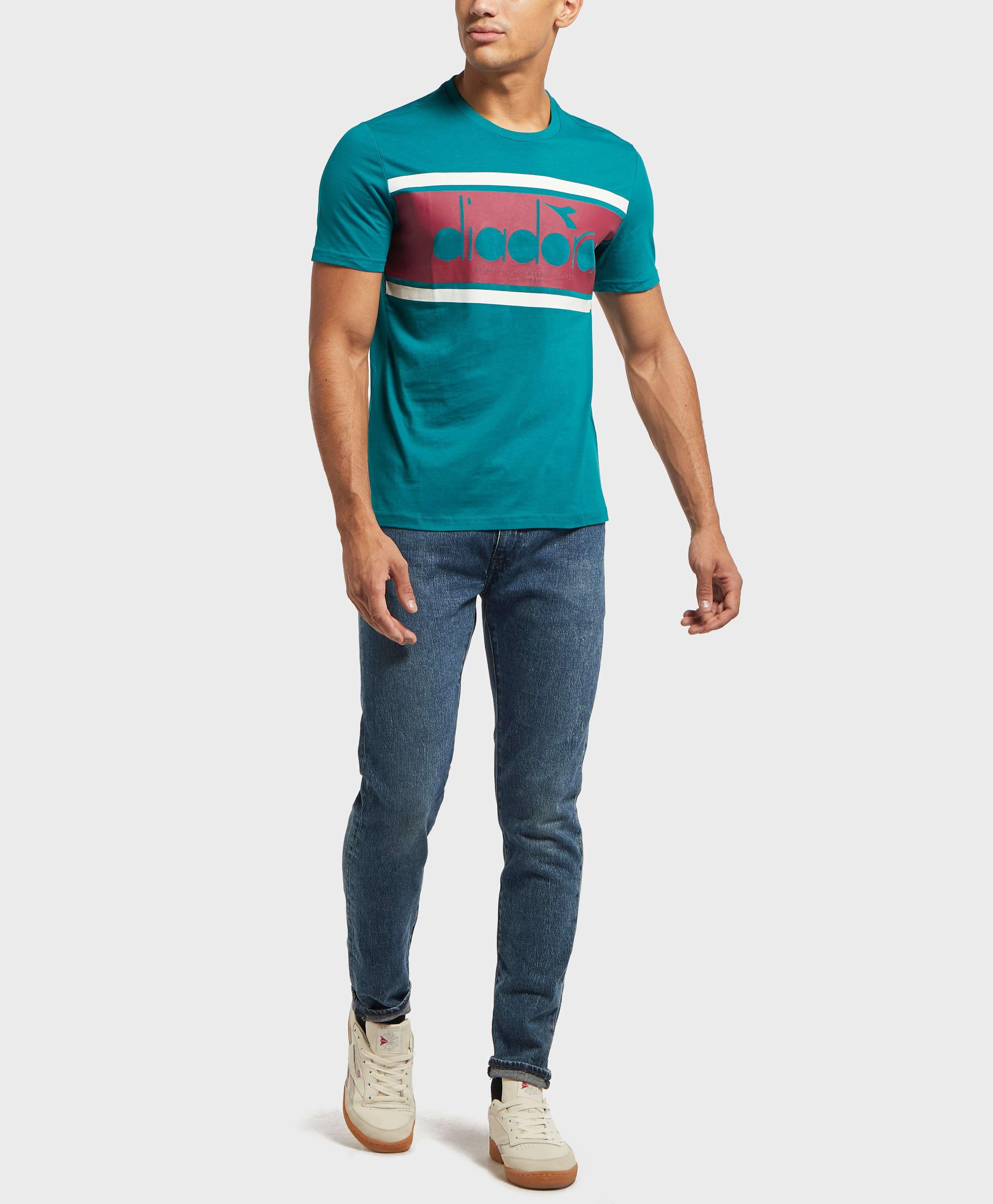 Diadora Spectra Short Sleeve T-Shirt