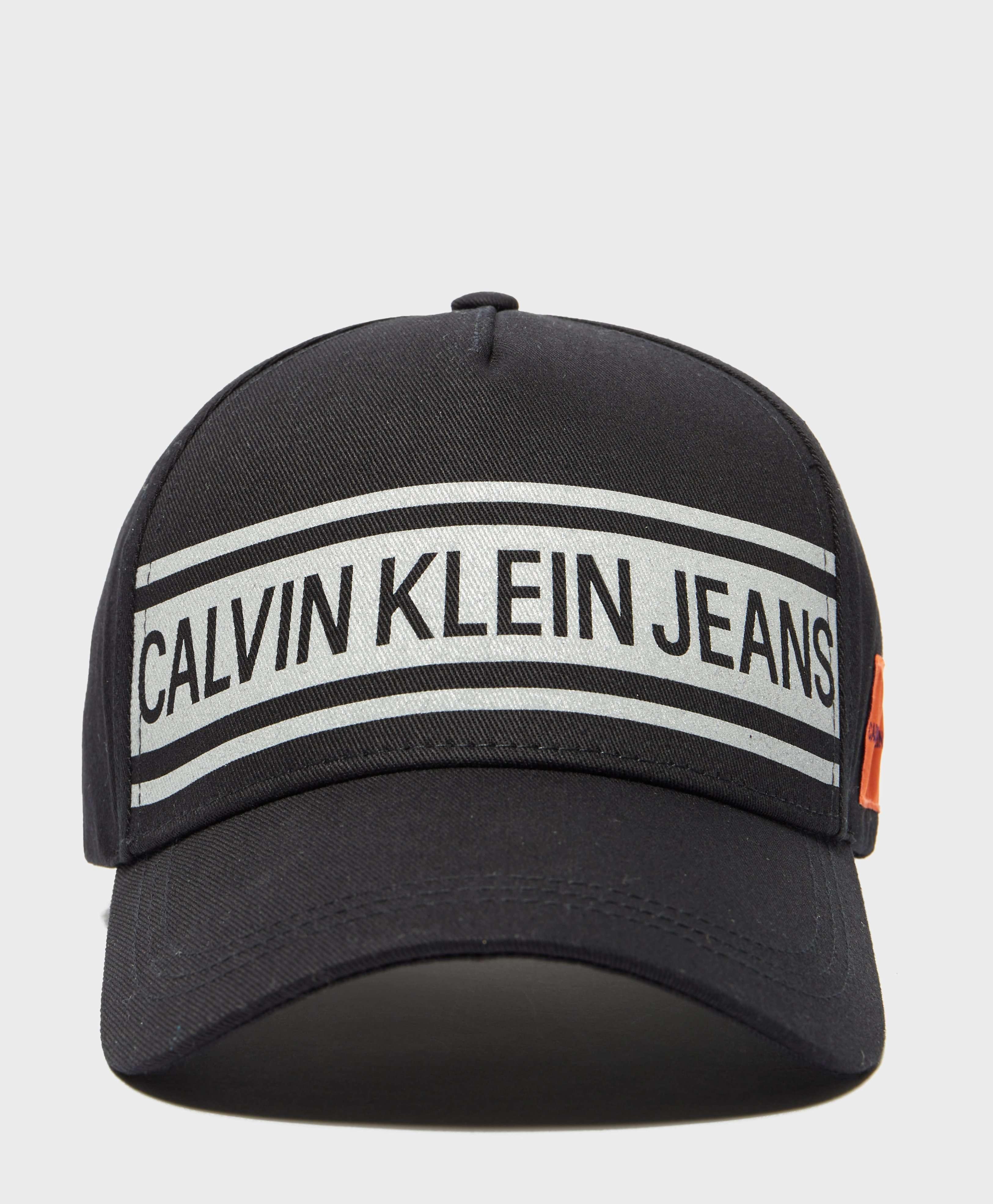Calvin Klein Jeans Reflective Cap