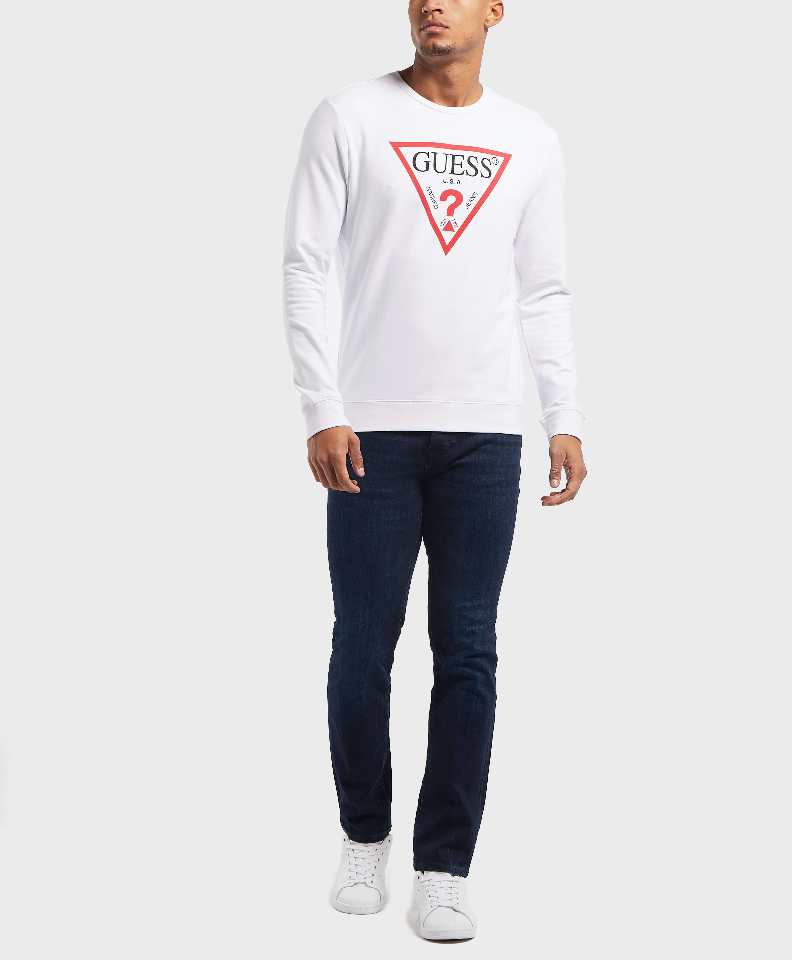 GUESS Sonny Tapered Jeans