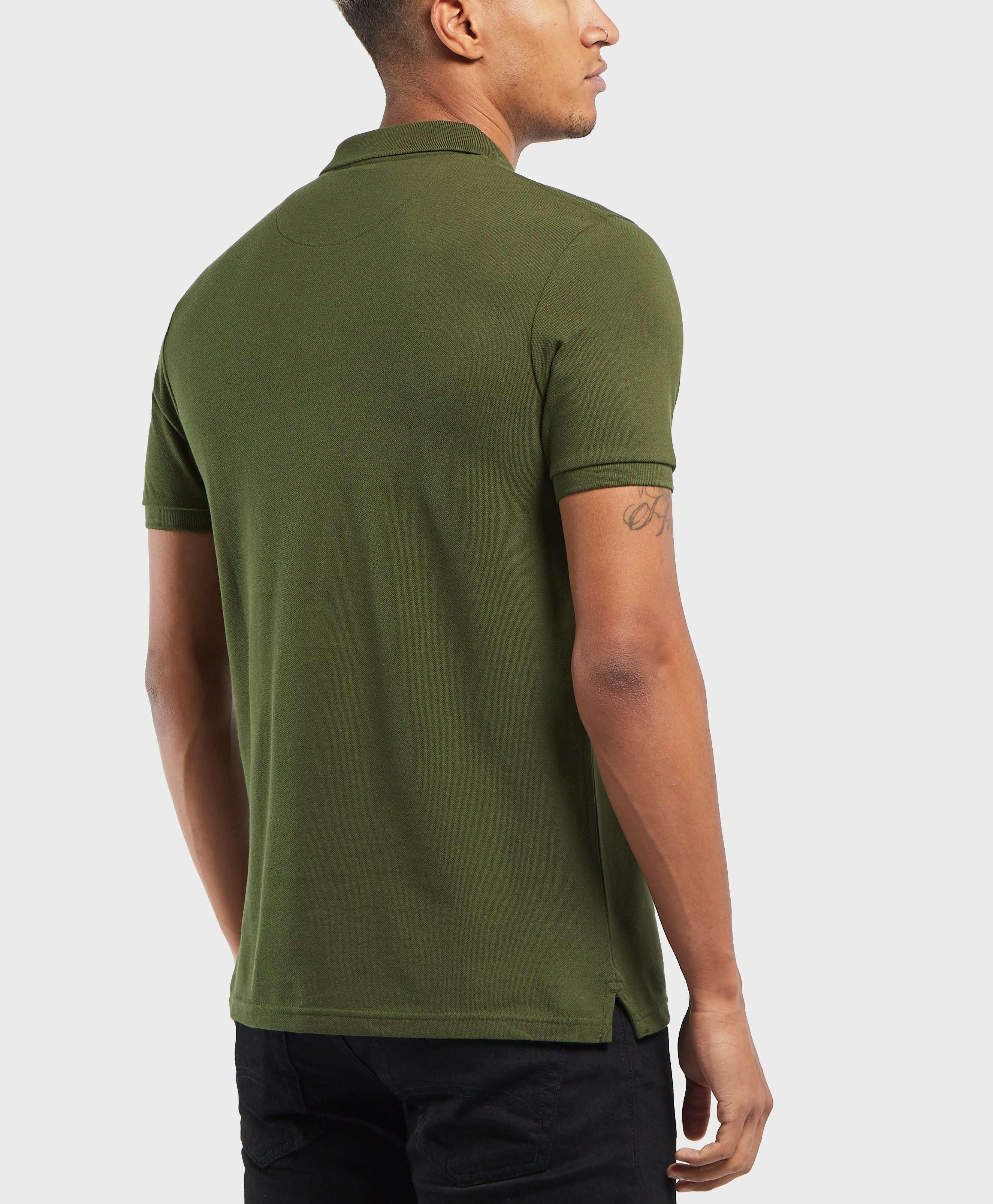 Lyle & Scott Plain Short Sleeve Polo Shirt