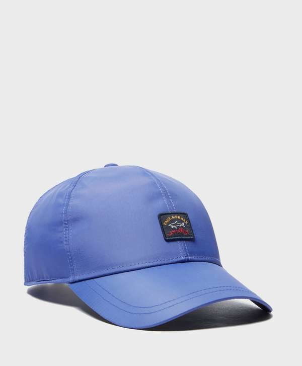 Paul and Shark Nylon Logo Cap  3289dd79ee89