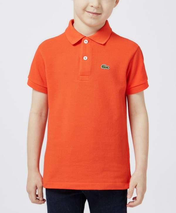 1a0ff3eb9c79 Lacoste Kids  L1812 Polo Shirt ...