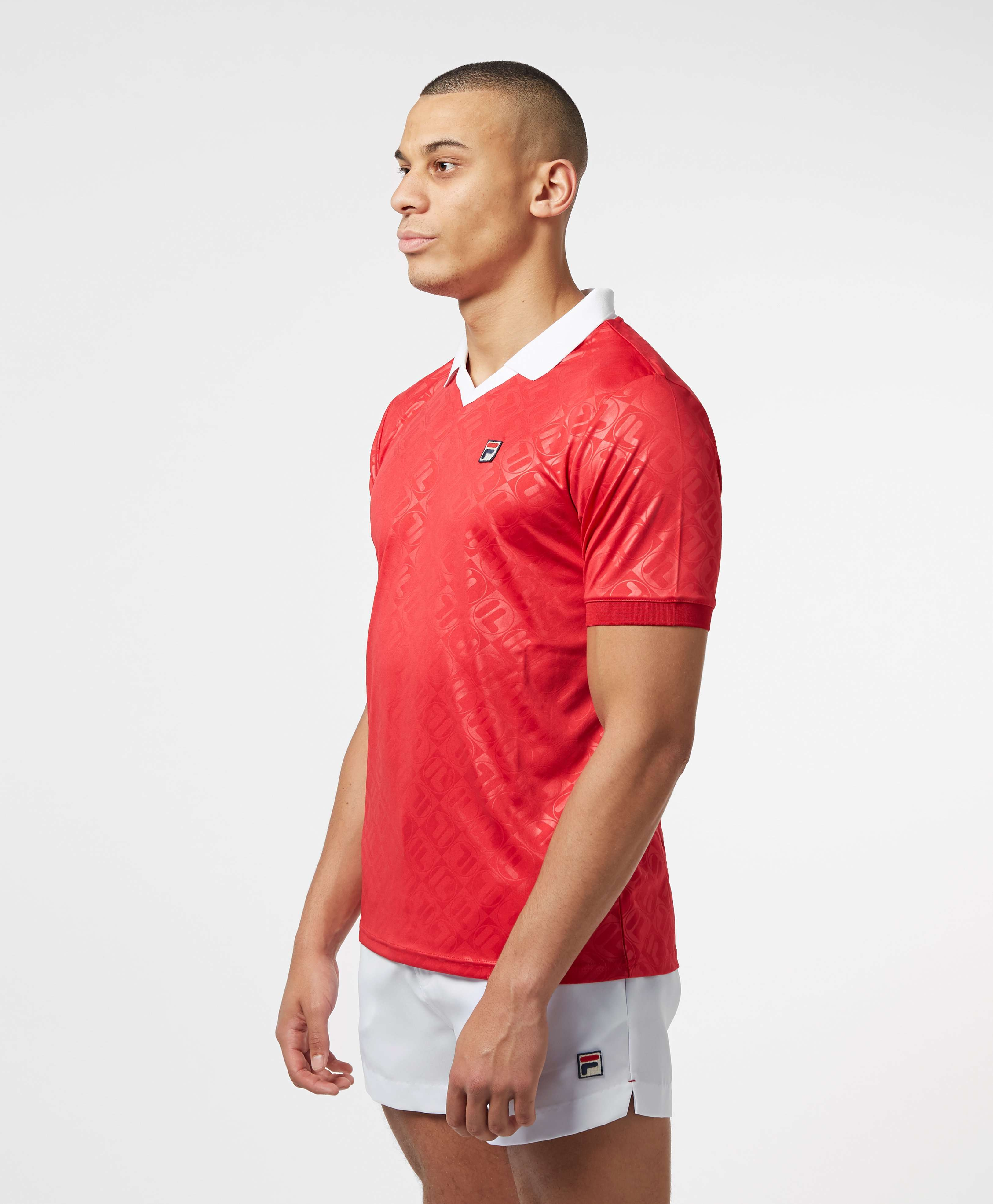 Fila Vintage Football Polo Shirt - Online Exclusive