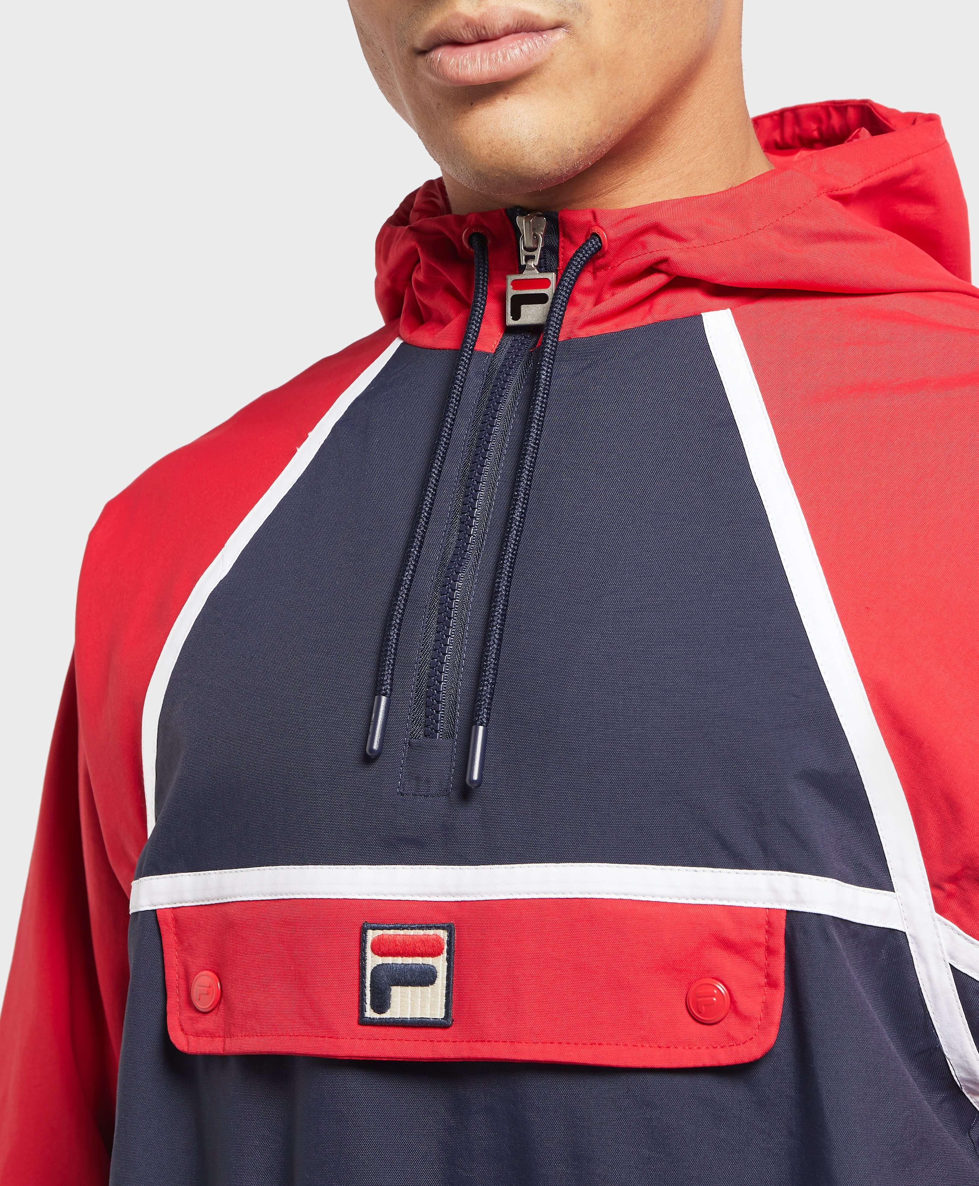 Fila Astor Half Zip Lightweight Jacket