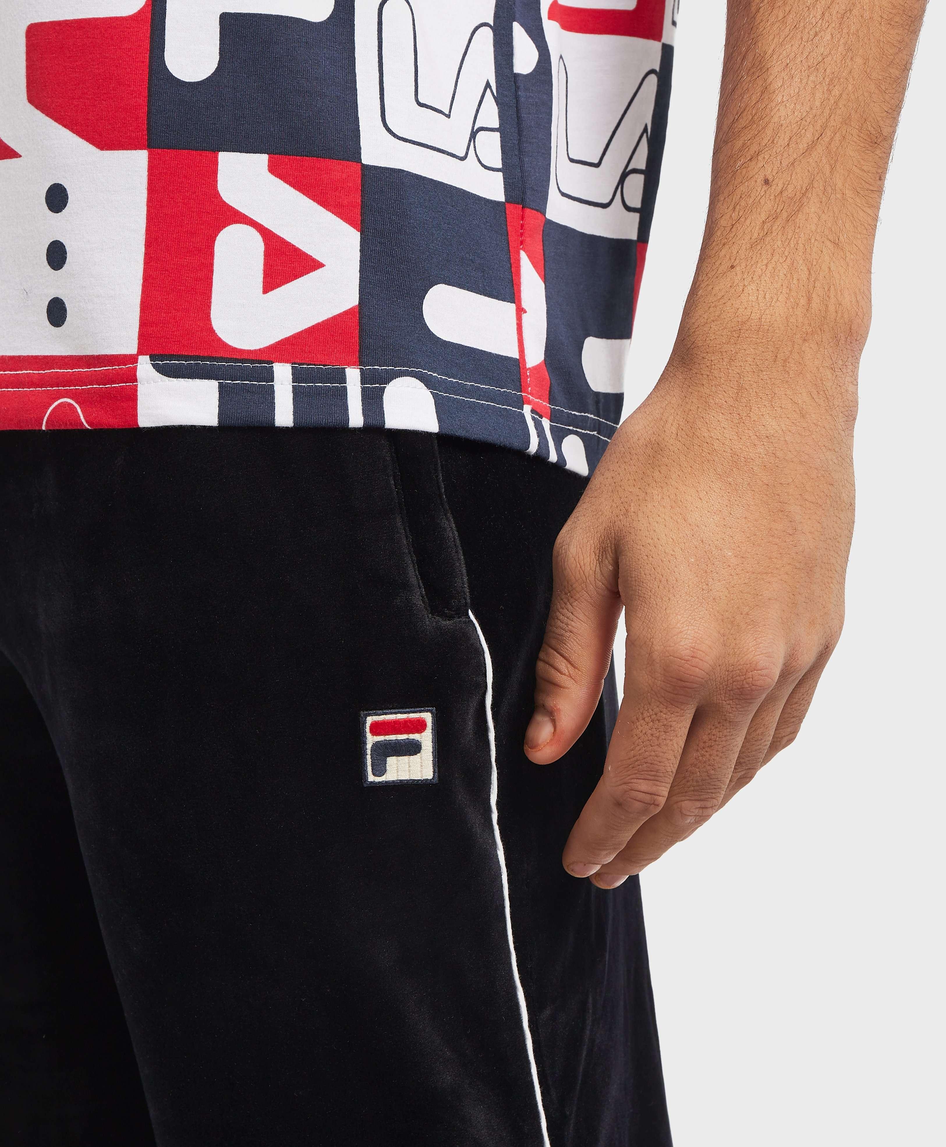 Fila Velour Track Pants - Online Exclusive