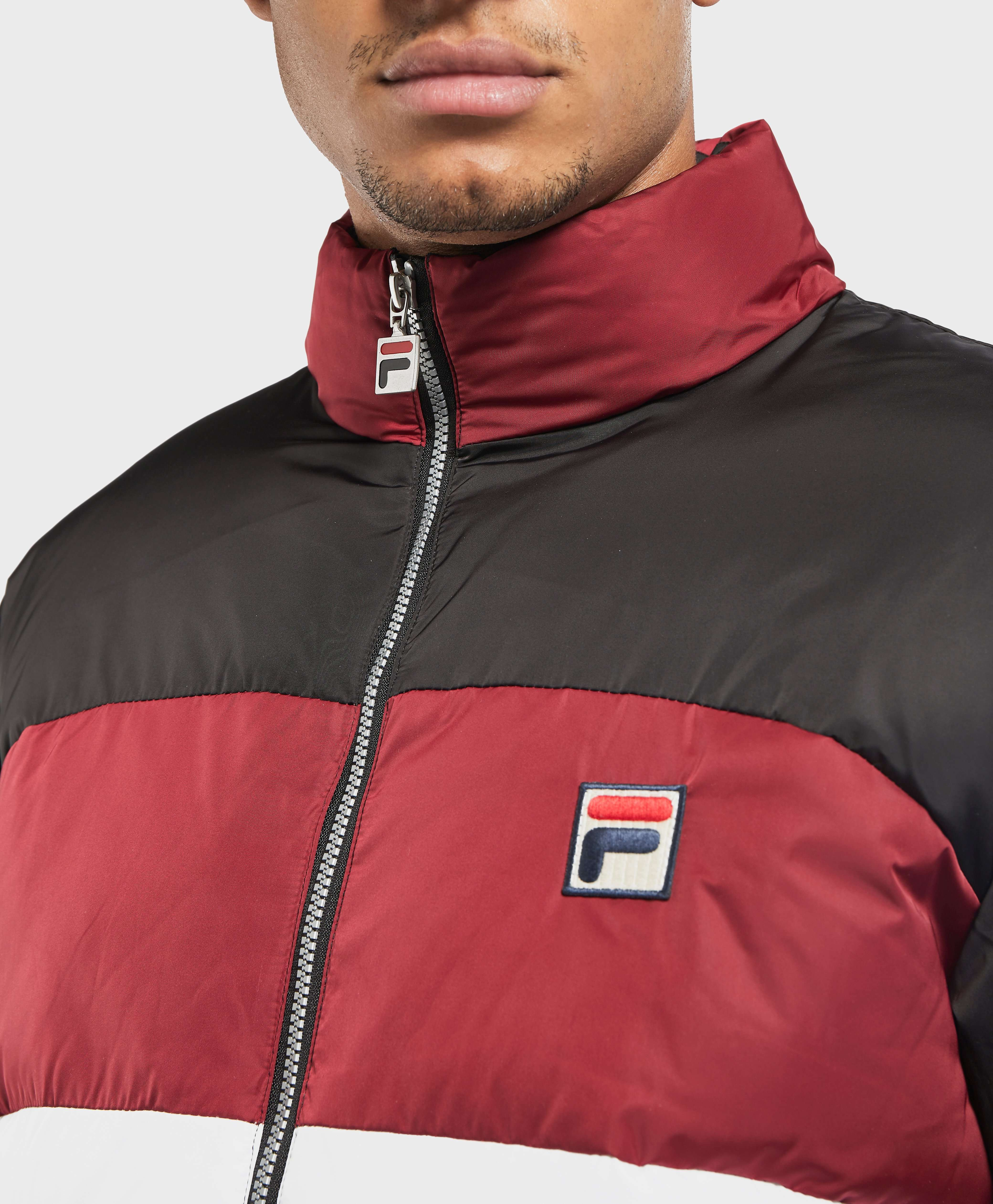 Fila Colour Block Padded Jacket