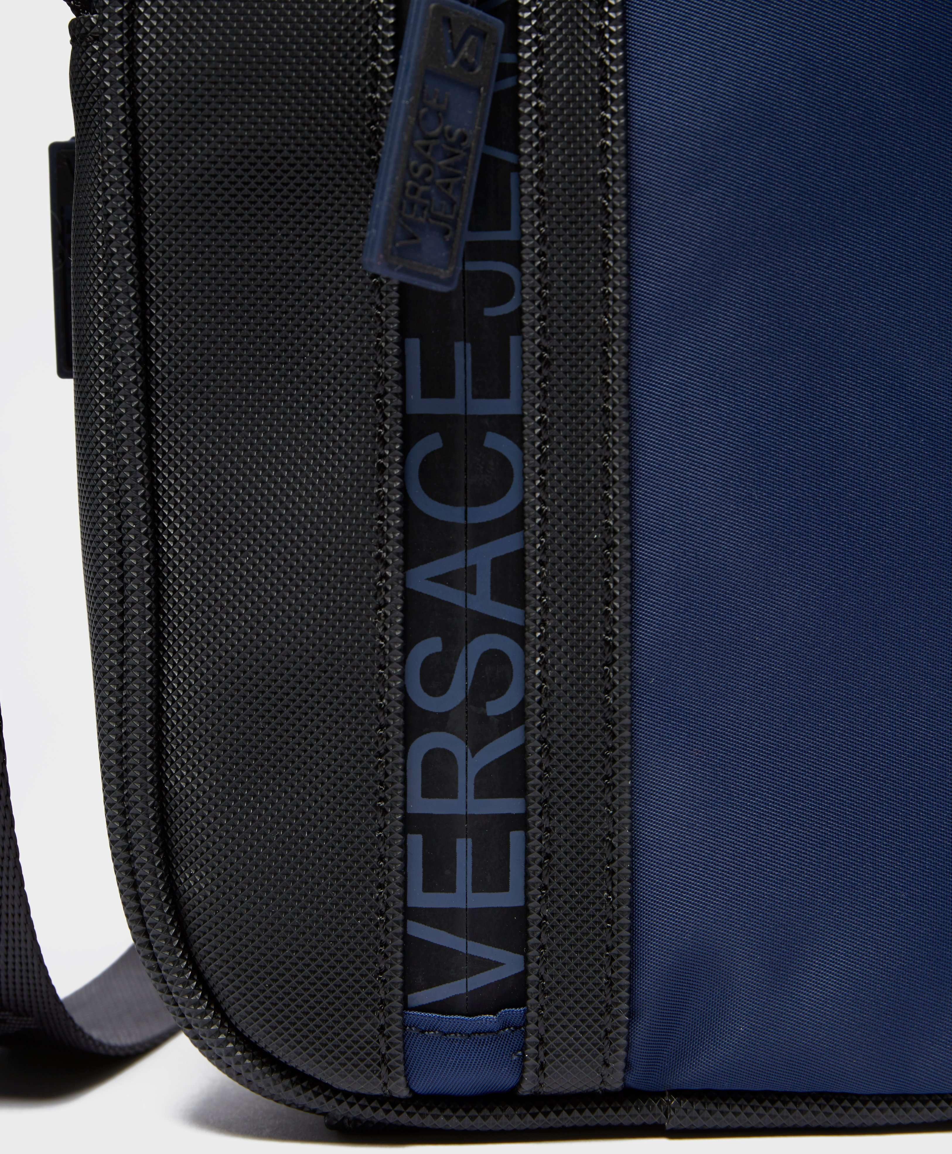 Versace Jeans Zip Logo Small Item Bag