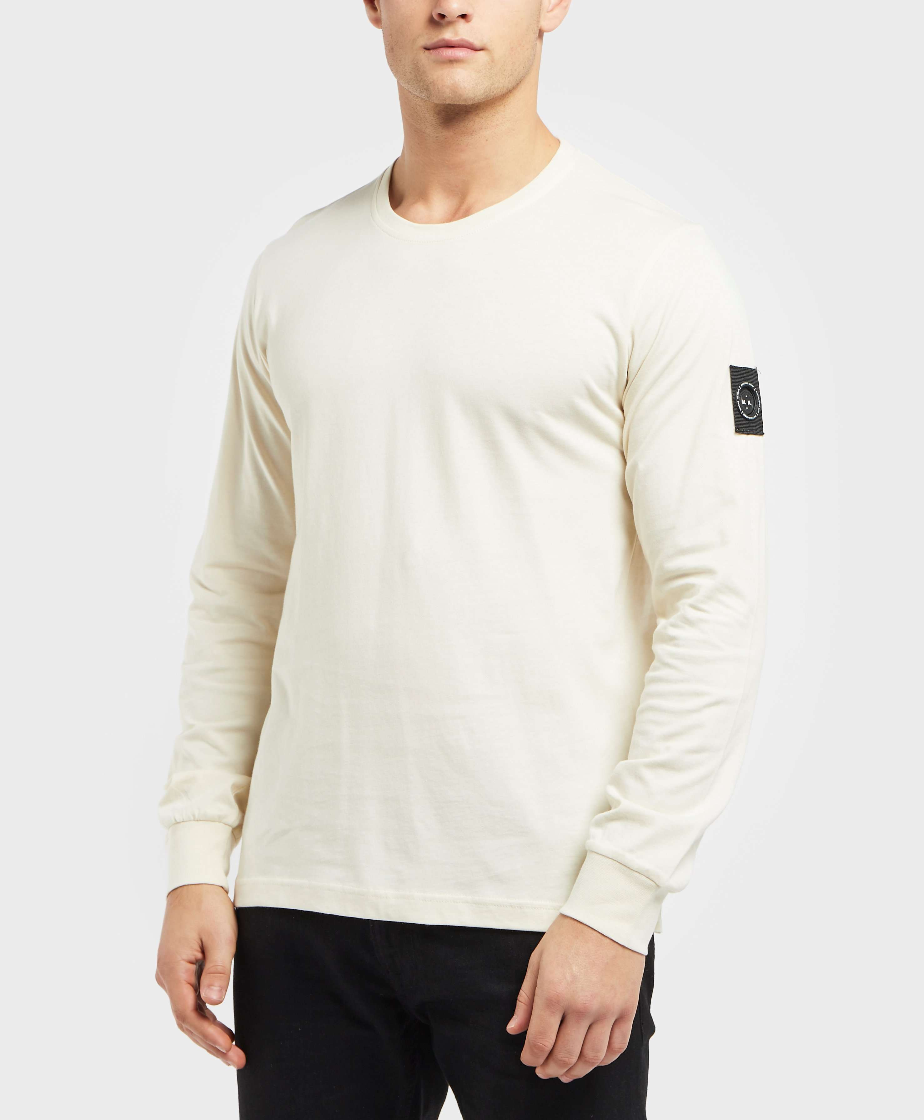 Marshall Artist Garment Dyed Long Sleeve T-Shirt - Exclusive