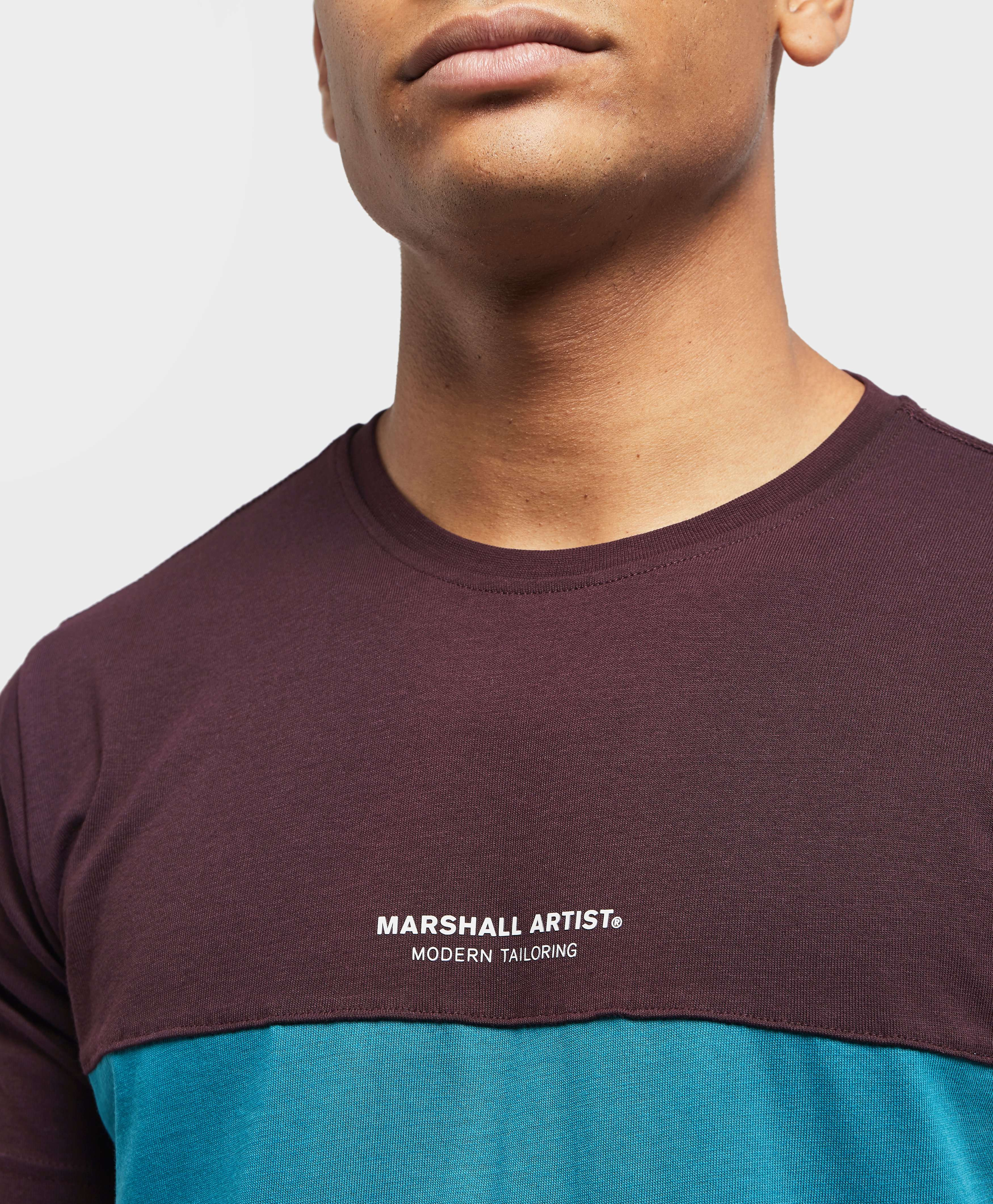 Marshall Artist Crown Heights Short Sleeve T-Shirt