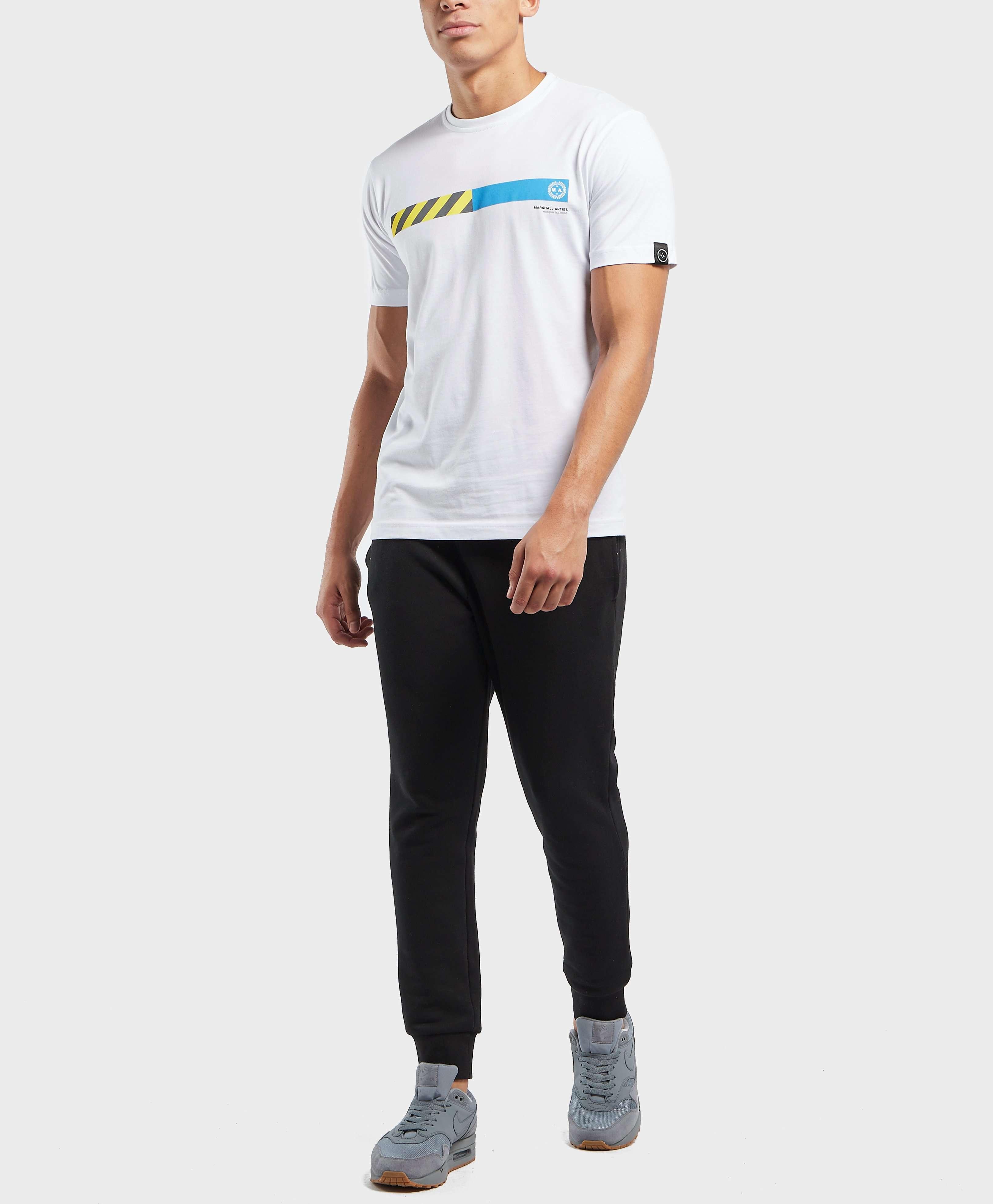 Marshall Artist Hac Logo Short Sleeve T-Shirt