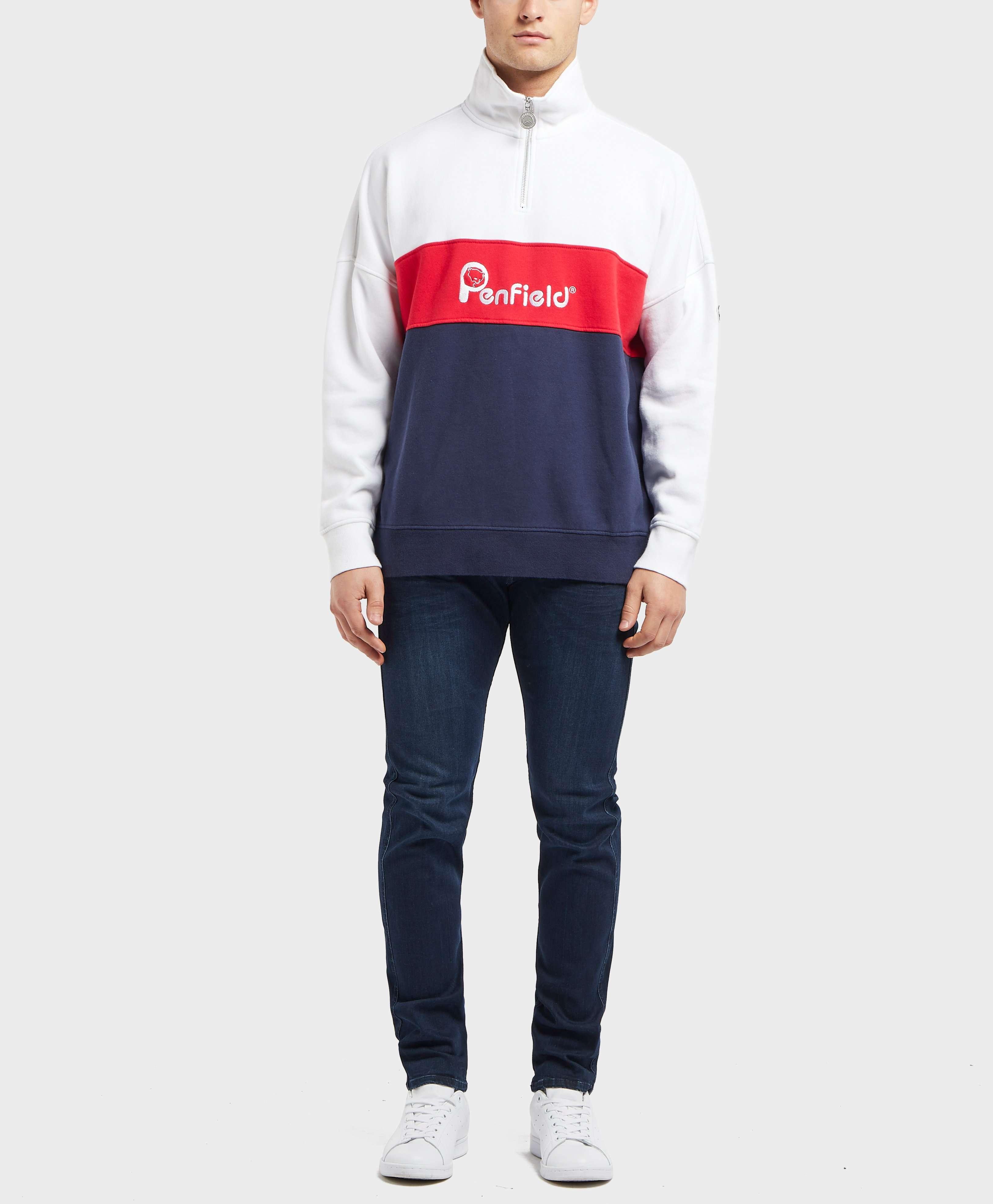 Penfield Cameron Half Zip Sweatshirt