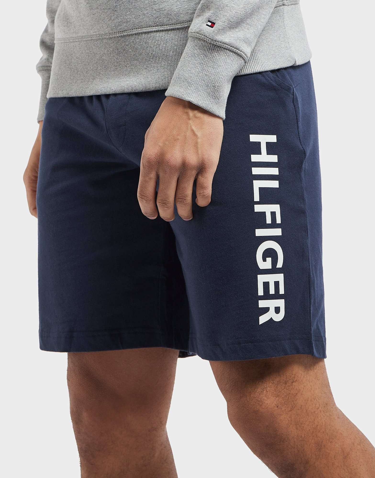 Tommy Hilfiger Logo Fleece Shorts
