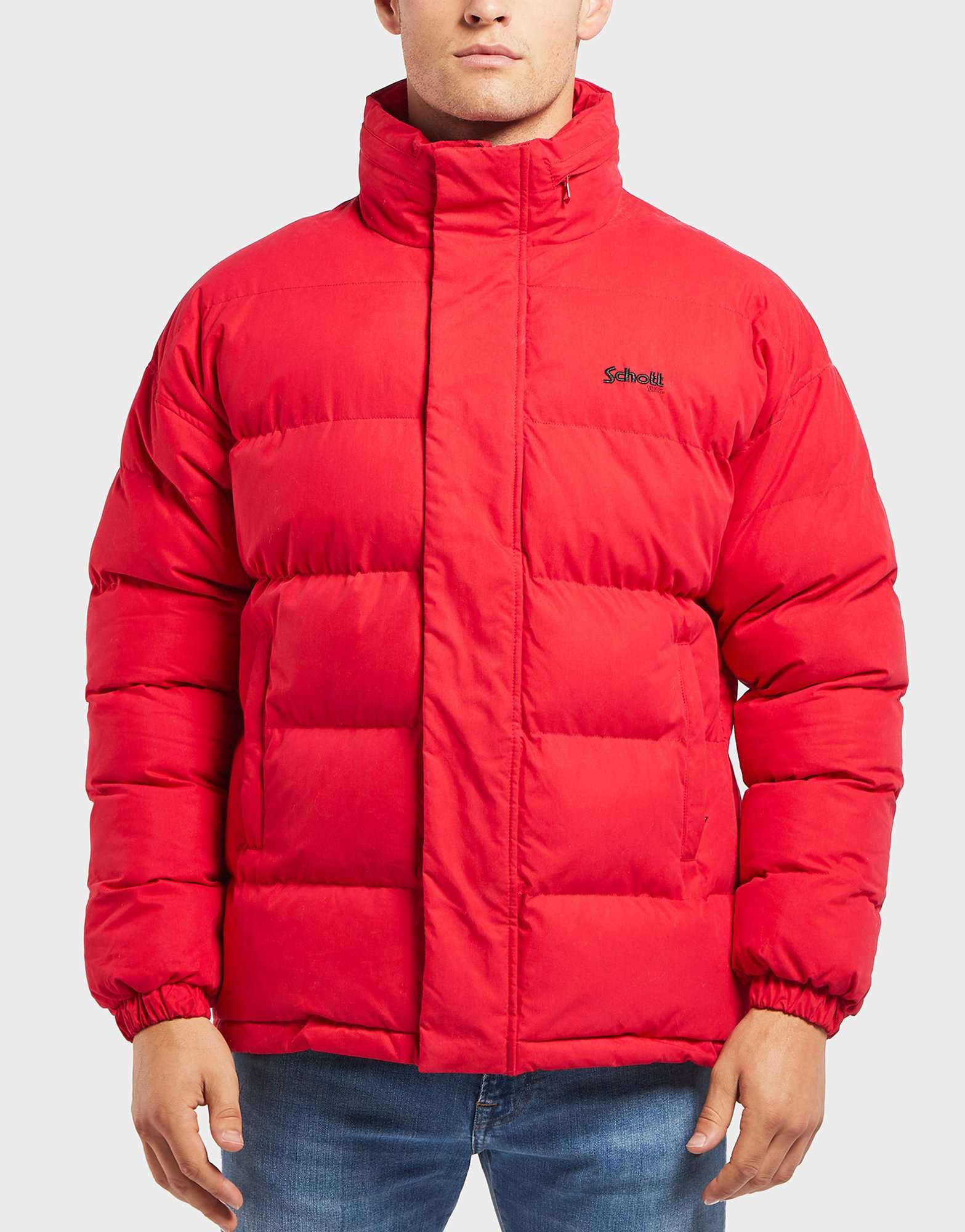 Schott Nebraska Padded Jacket