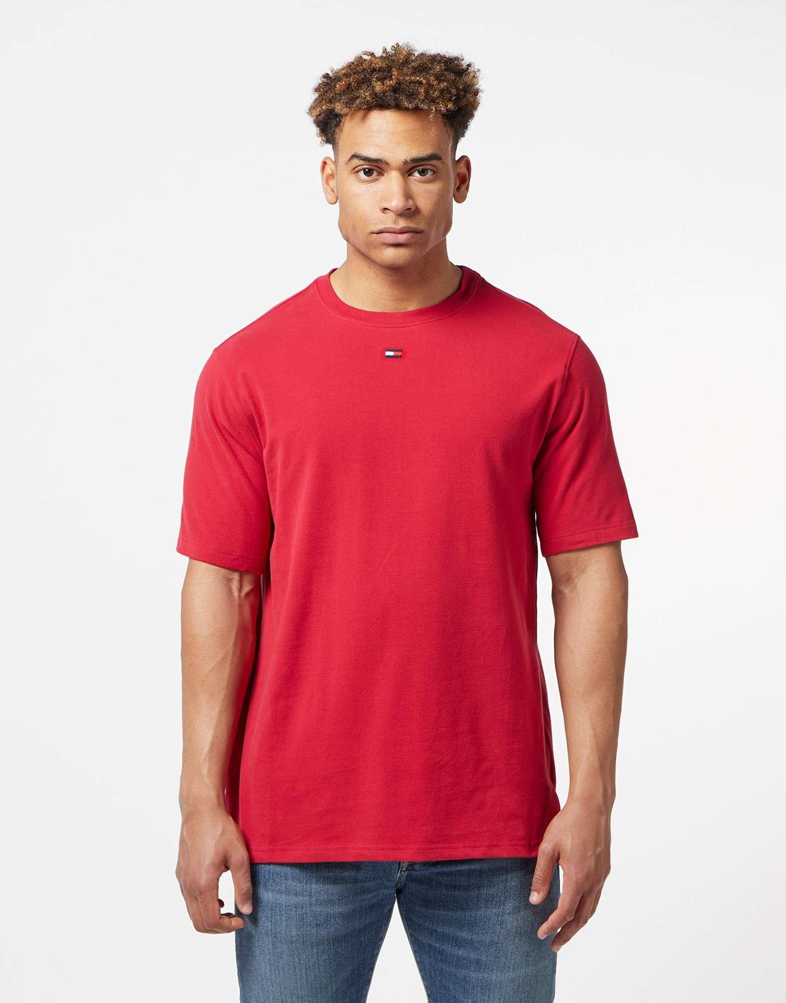 Tommy Hilfiger Centre Flag Short Sleeve T-Shirt