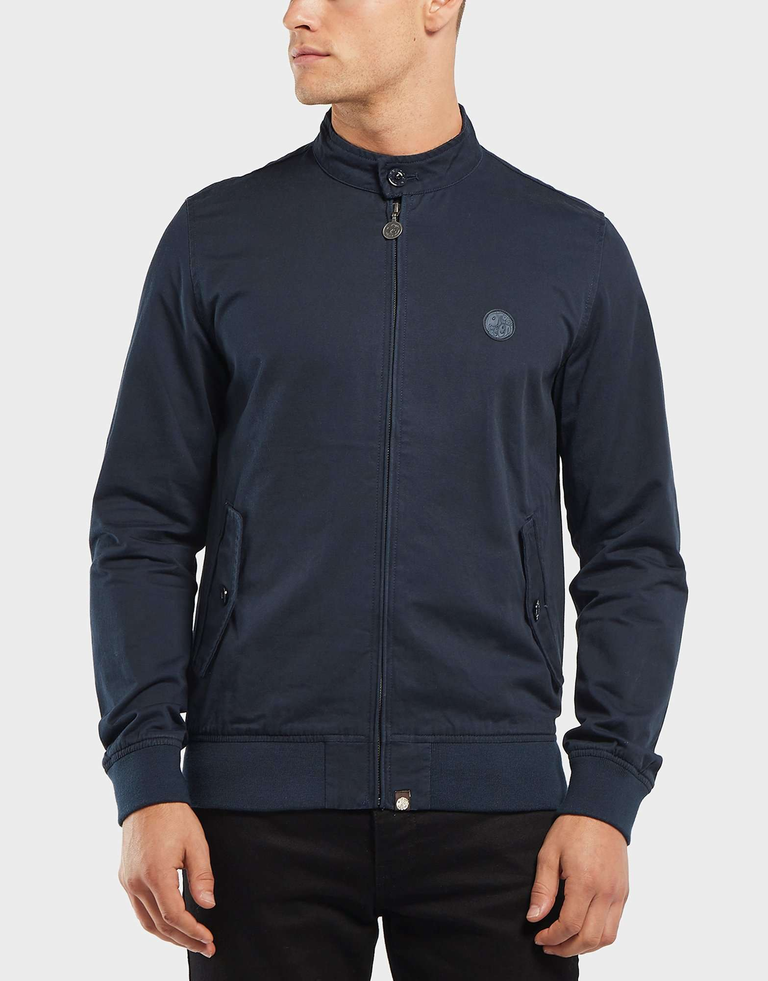 Pretty Green Newton Harrington Lightweight Jacket