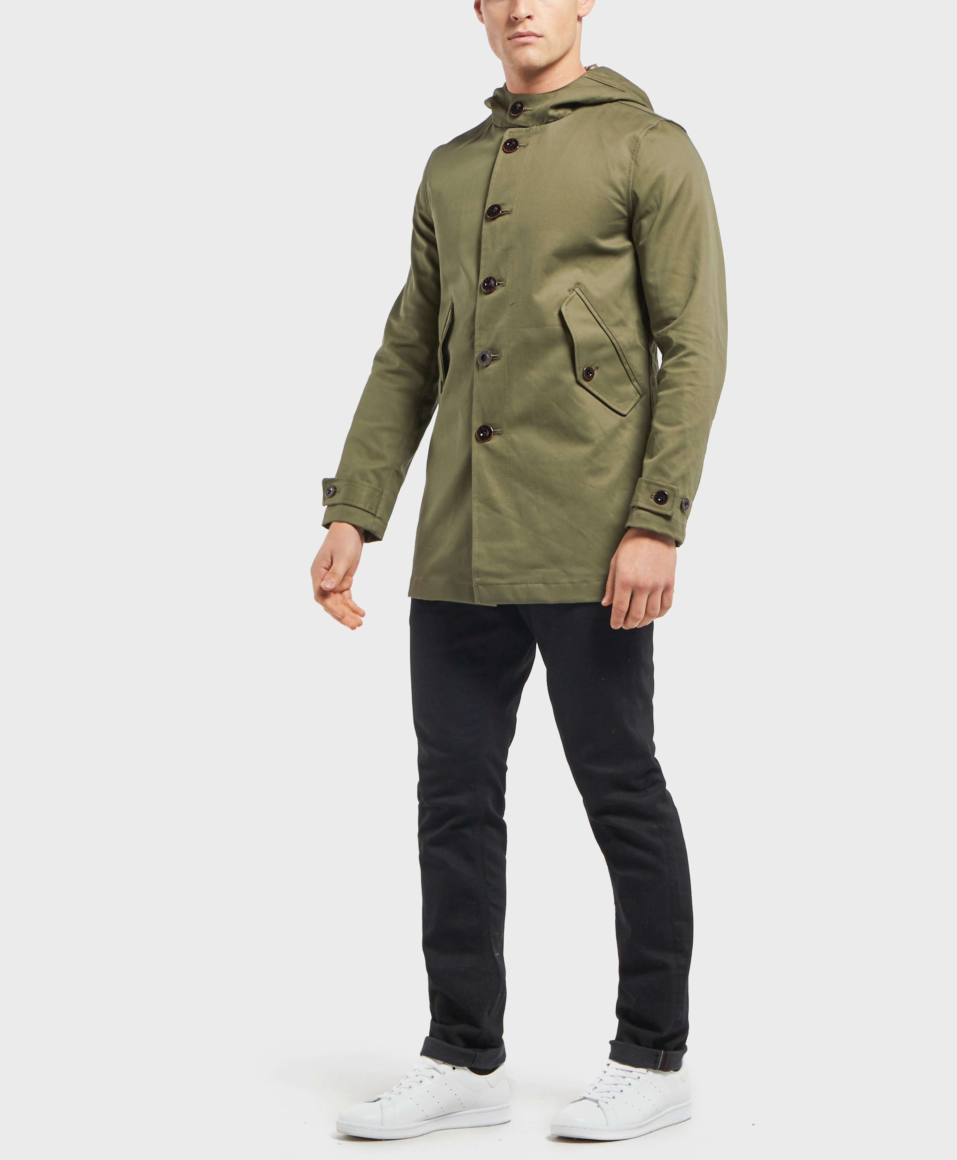 Pretty Green Millfield Bonded Jacket