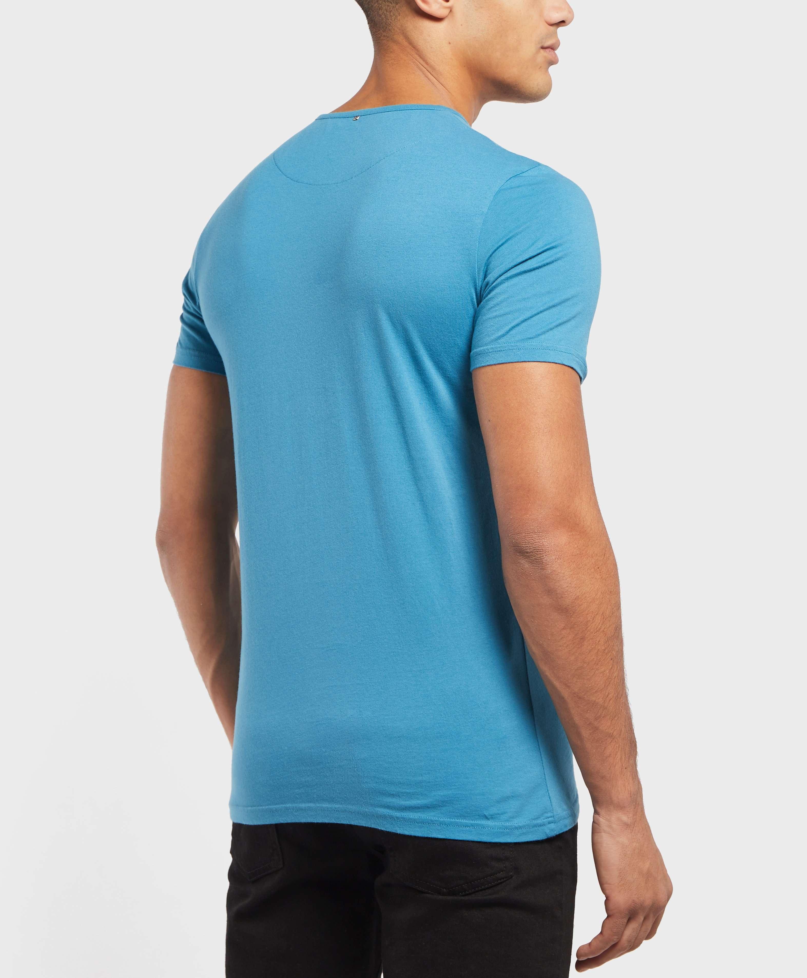 Pretty Green Winton Applique Short Sleeve T-Shirt